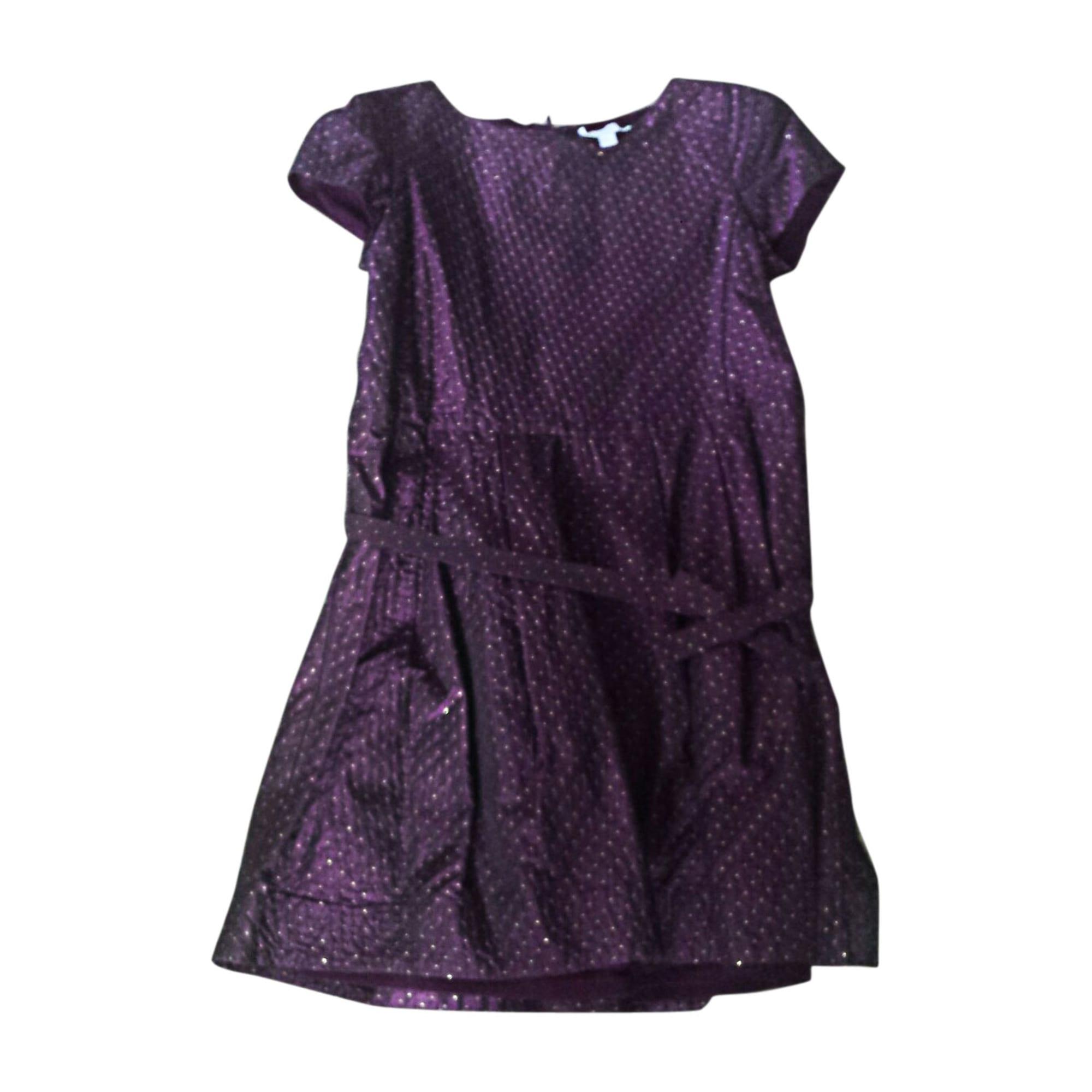 Robe JACADI Violet, mauve, lavande