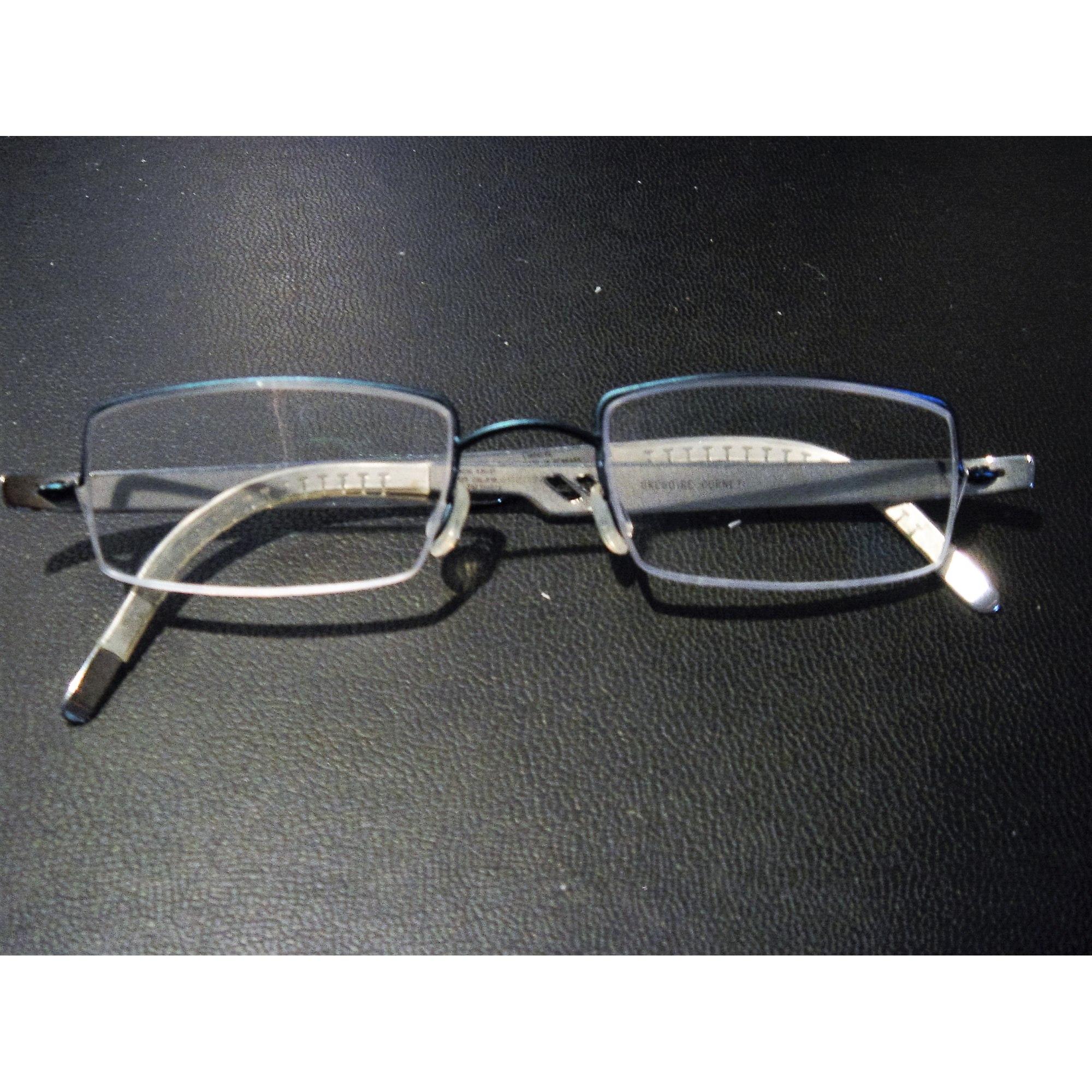 c86cd5c31d887 Monture de lunettes LINDBERG   SONS 13-14 ans bleu - 4829072