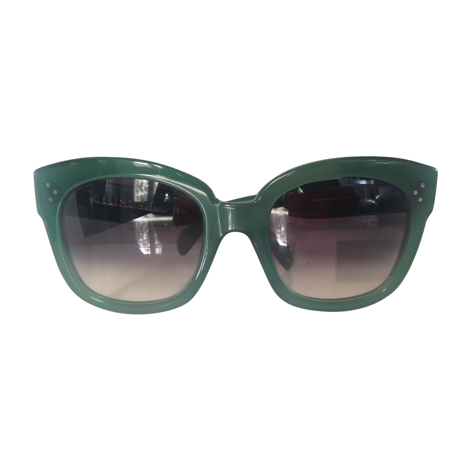 Lunettes de soleil CÉLINE audrey vert vendu par Apsa175504 - 4845494 f98f68cbfc02