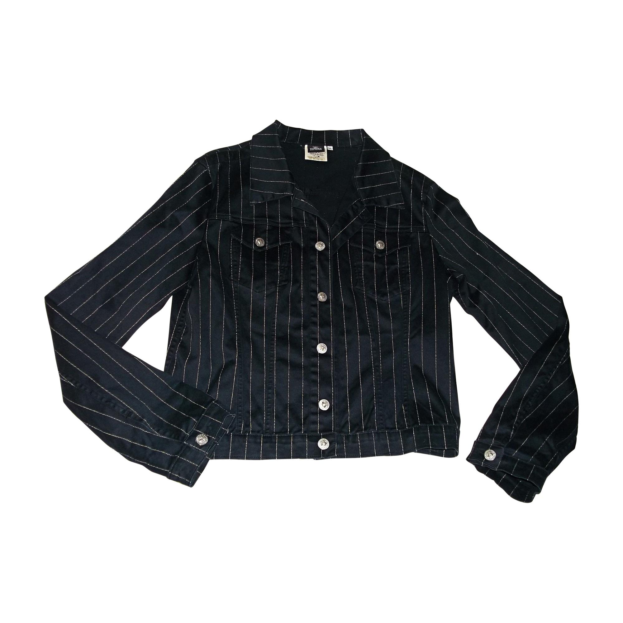 Veste Versace 40 L T3 Noir 4860001