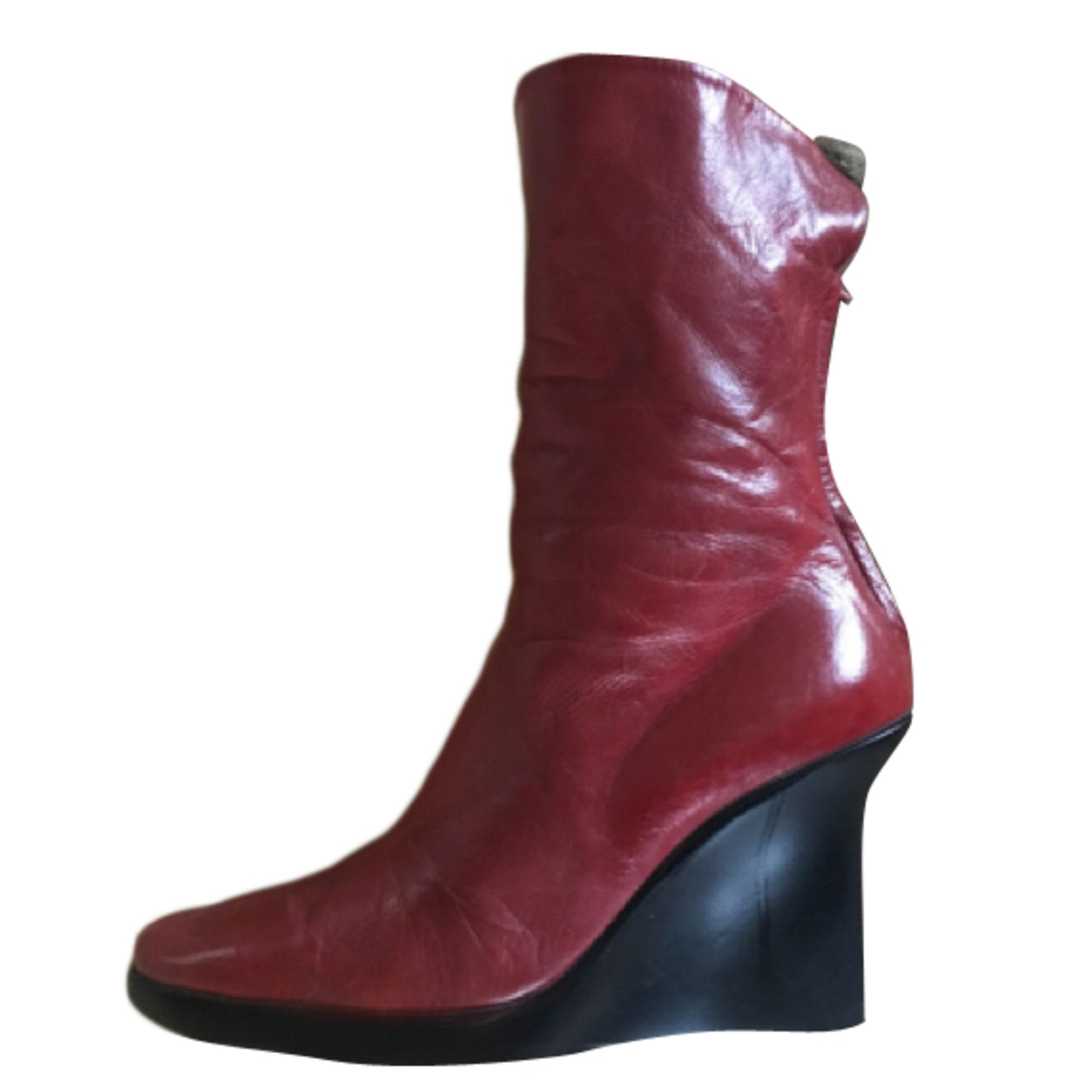 boots Bottineslow boots à à à compensés Bottineslow boots Bottineslow Bottineslow boots à compensés compensés OkXiuPZ