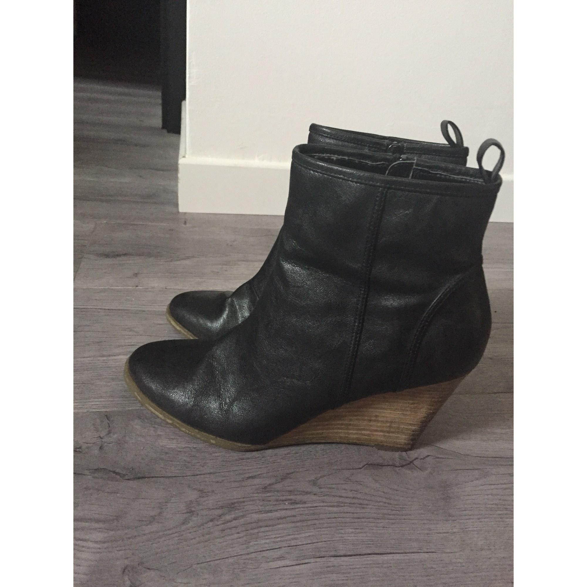 nouveau style 7990e 553dd Bottines & low boots à compensés LAUREANA