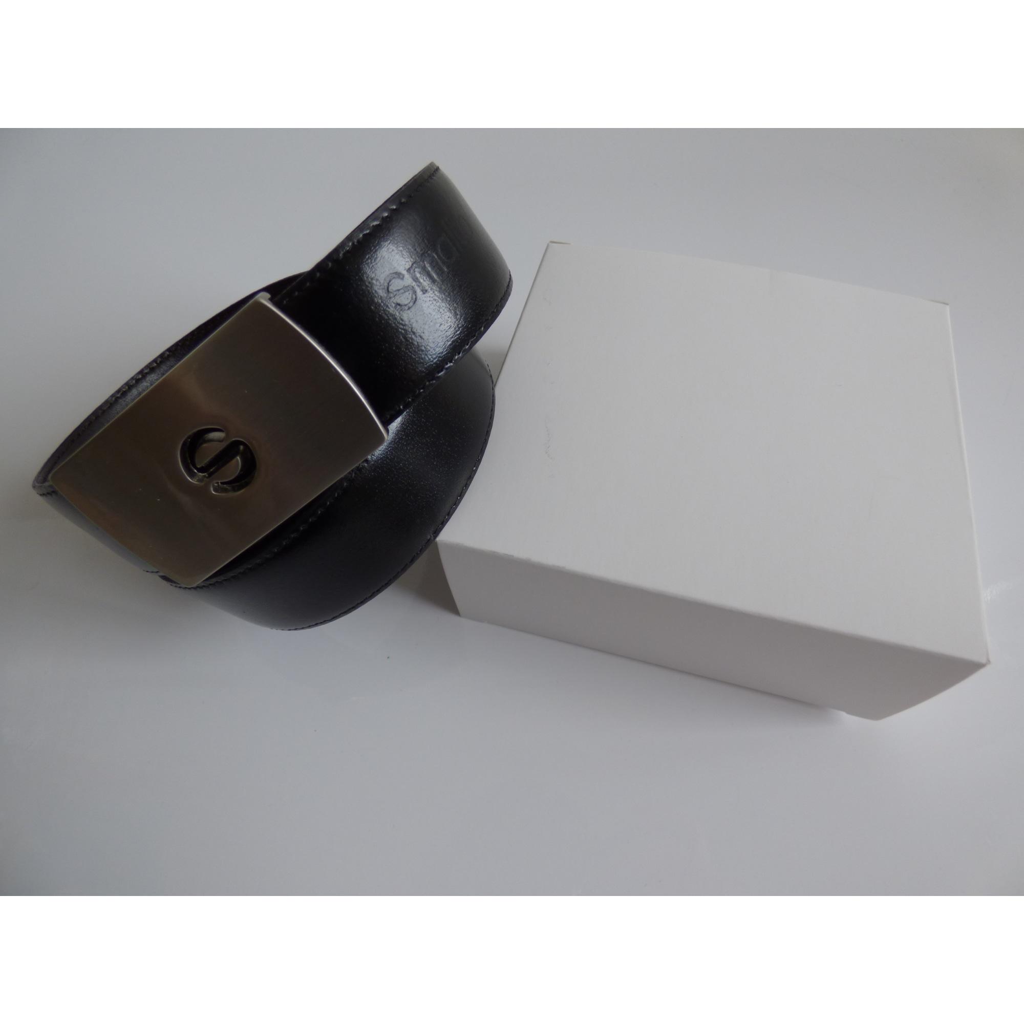Ceinture FRANCESCO SMALTO Taille unique noir vendu par Philippe ... 6556574dd90