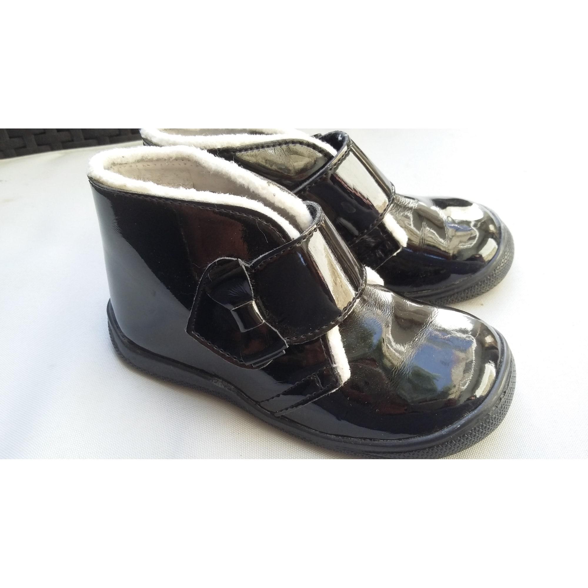 dacd13fe70113 Chaussures à scratch ORCHESTRA 23 noir - 4913974