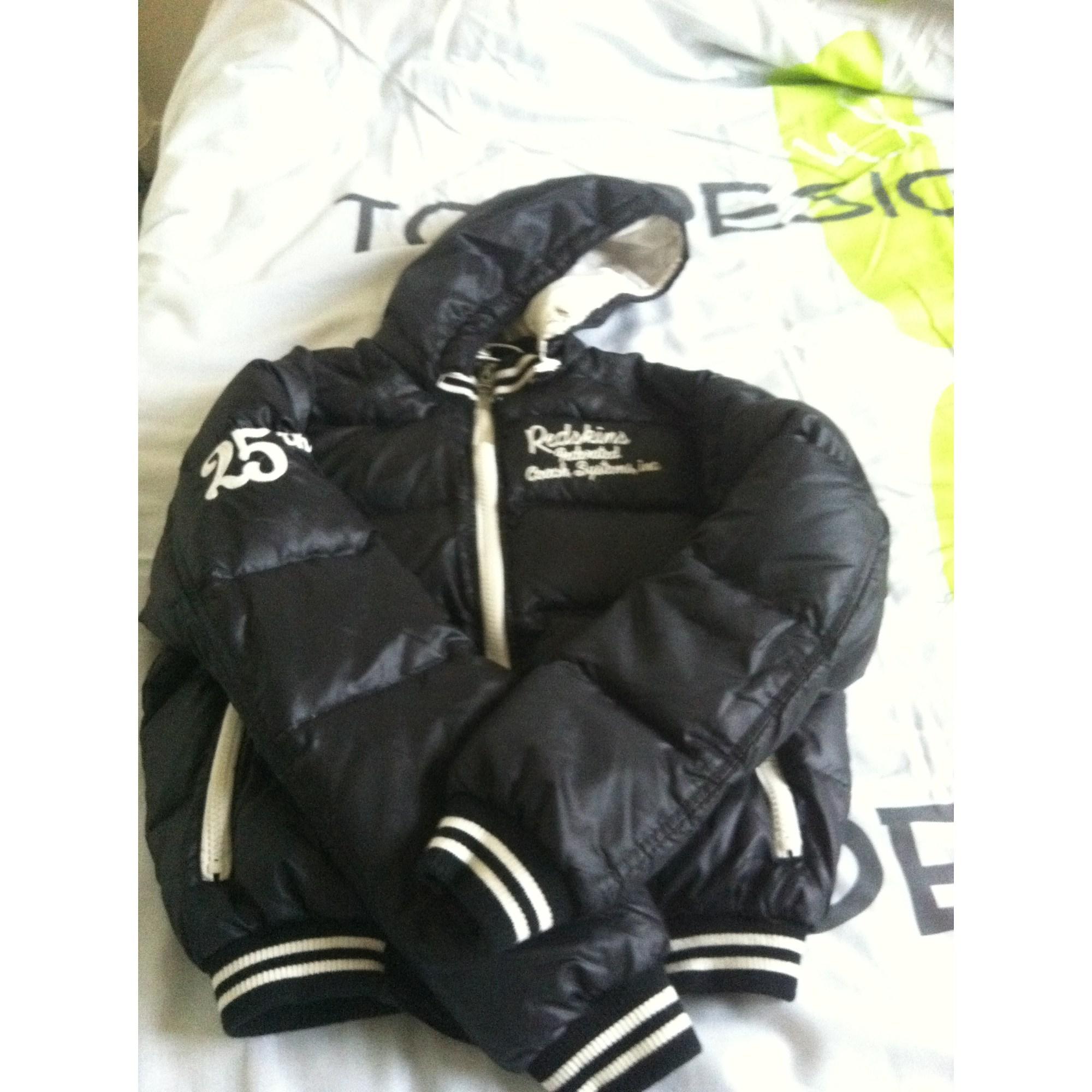 7a713a70d0e Doudoune REDSKINS 48 (M) noir vendu par Ludovic53571 - 492240