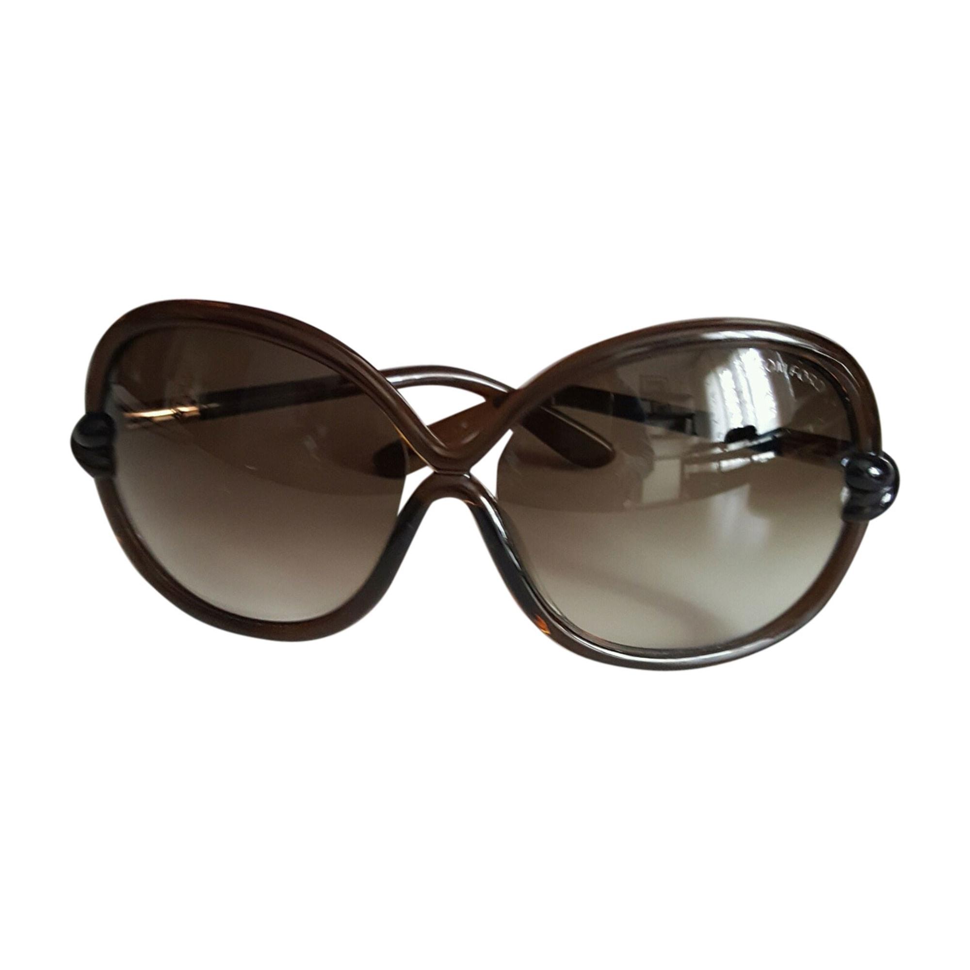 sonnenbrille tom ford braun vendu par ceci94 4927607. Black Bedroom Furniture Sets. Home Design Ideas