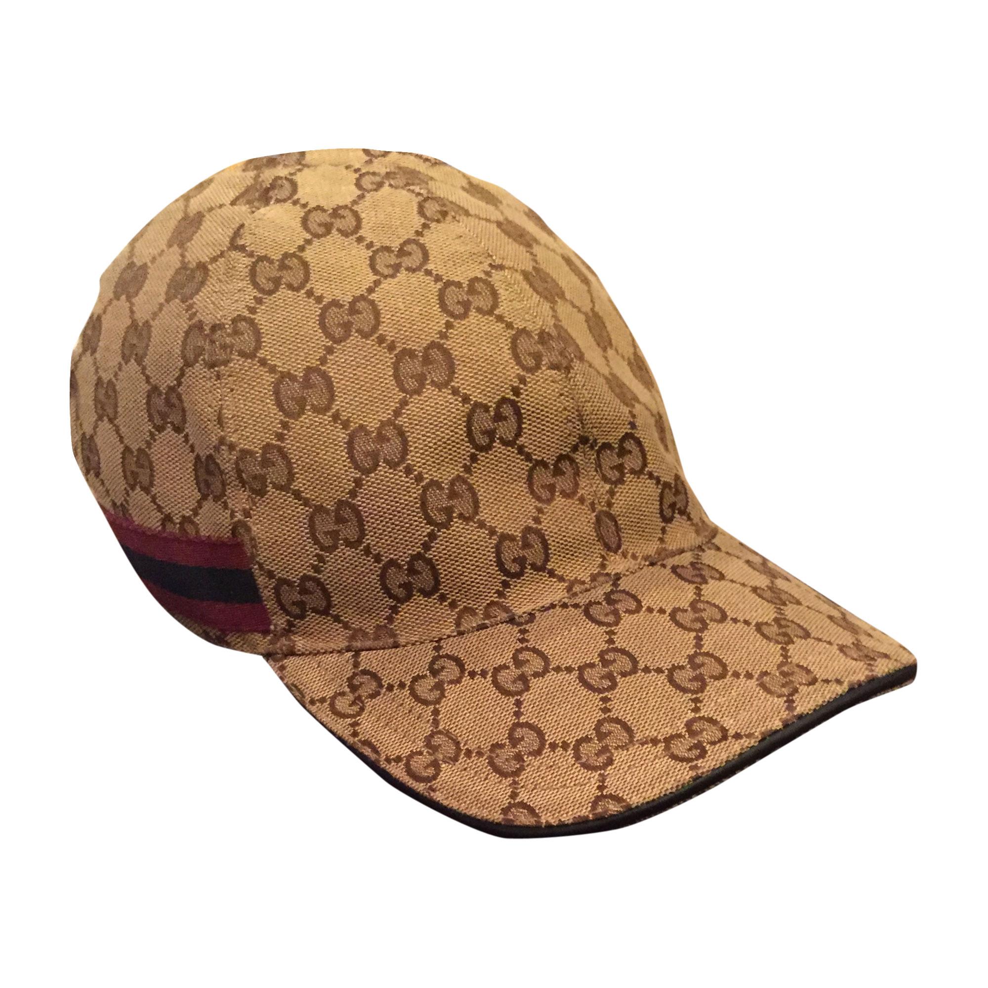 Casquette GUCCI Taille unique doré vendu par Sacha 284 - 4933426 fab2489d853