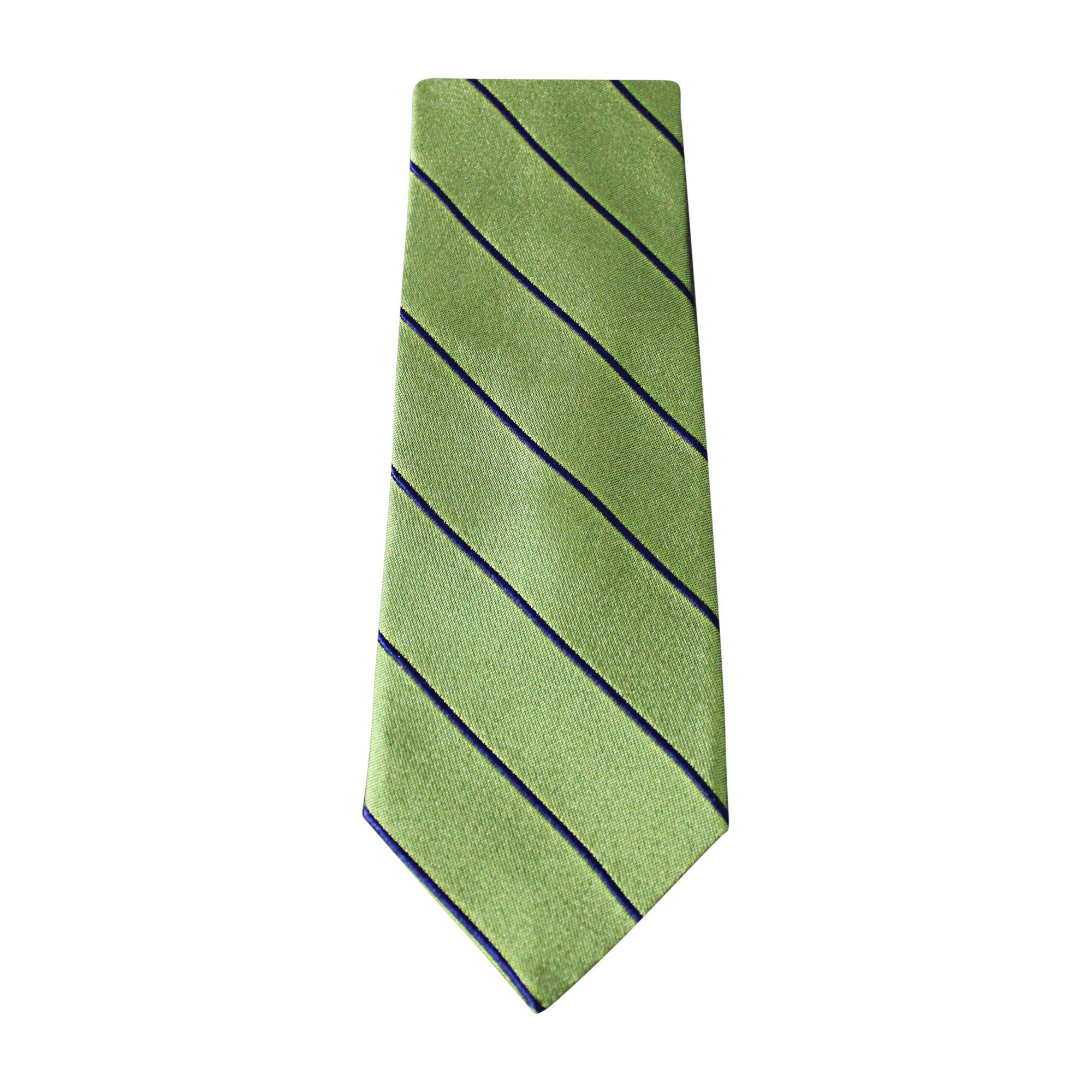 Cravate OLD ENGLAND Vert