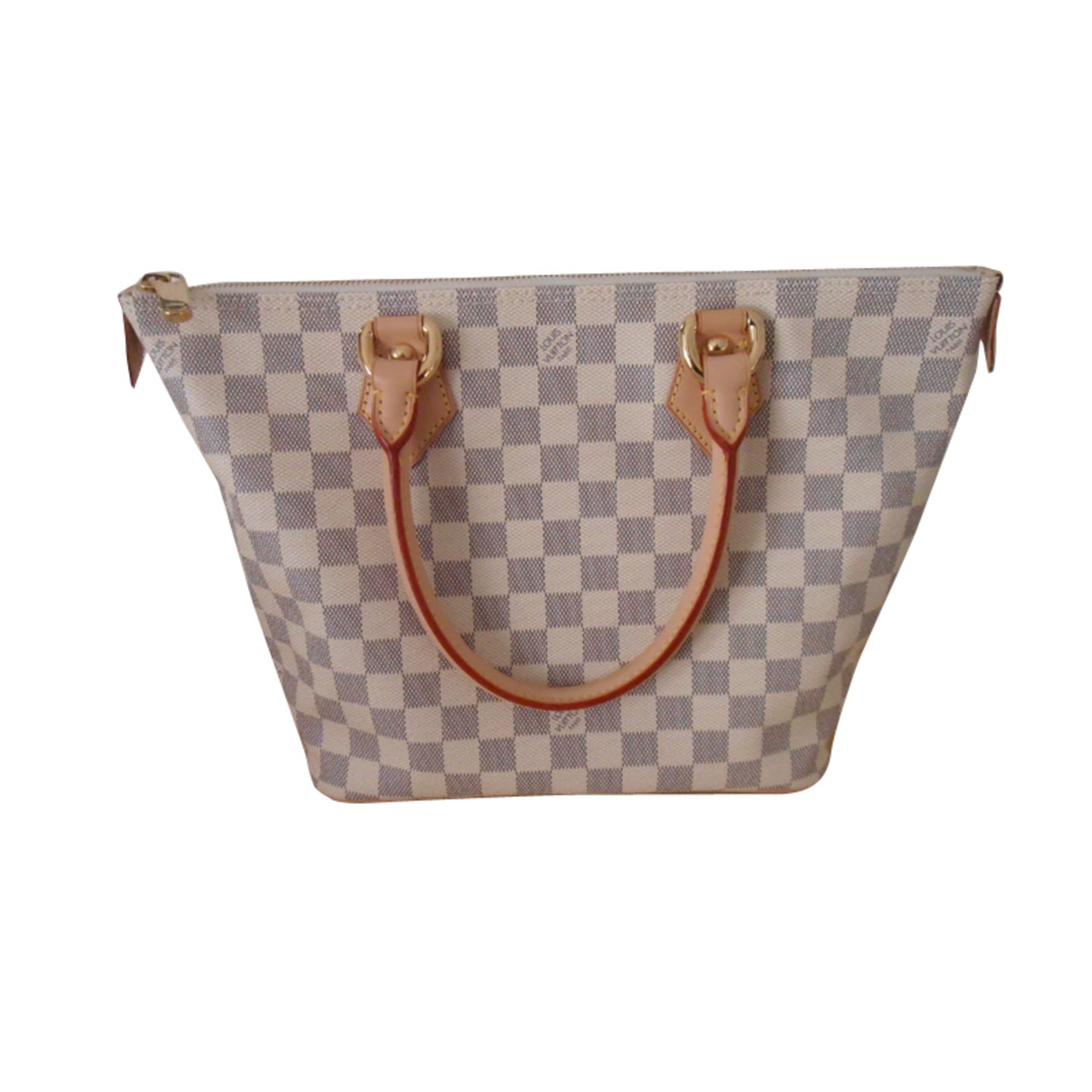 764075563506 Sac à main en cuir LOUIS VUITTON blanc vendu par Shopname110791 - 495645