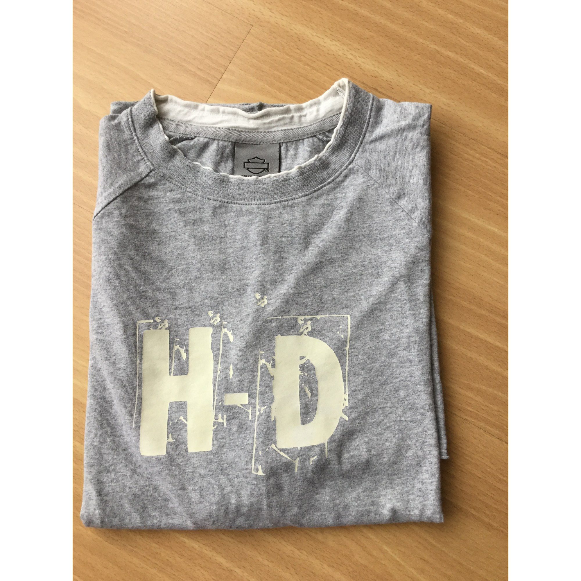 Tee-shirt HARLEY DAVIDSON 3 (L) gris - 4966517 74654fec2f4