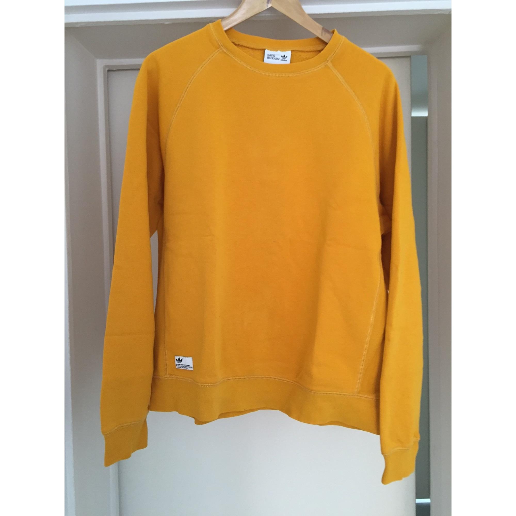 985afdbae47b Sweat ADIDAS 2 (M) jaune vendu par Danielevans - 4991942
