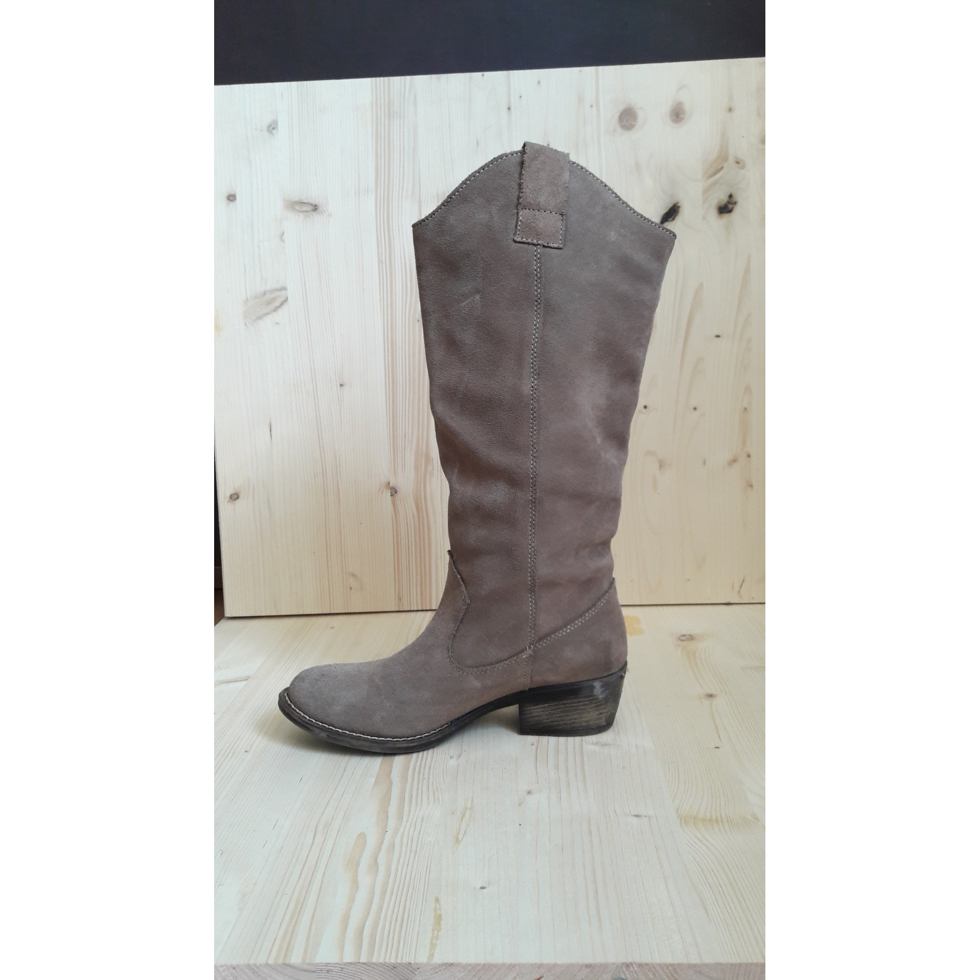 aliexpress achats homme Santiags, bottines, low boots cowboy