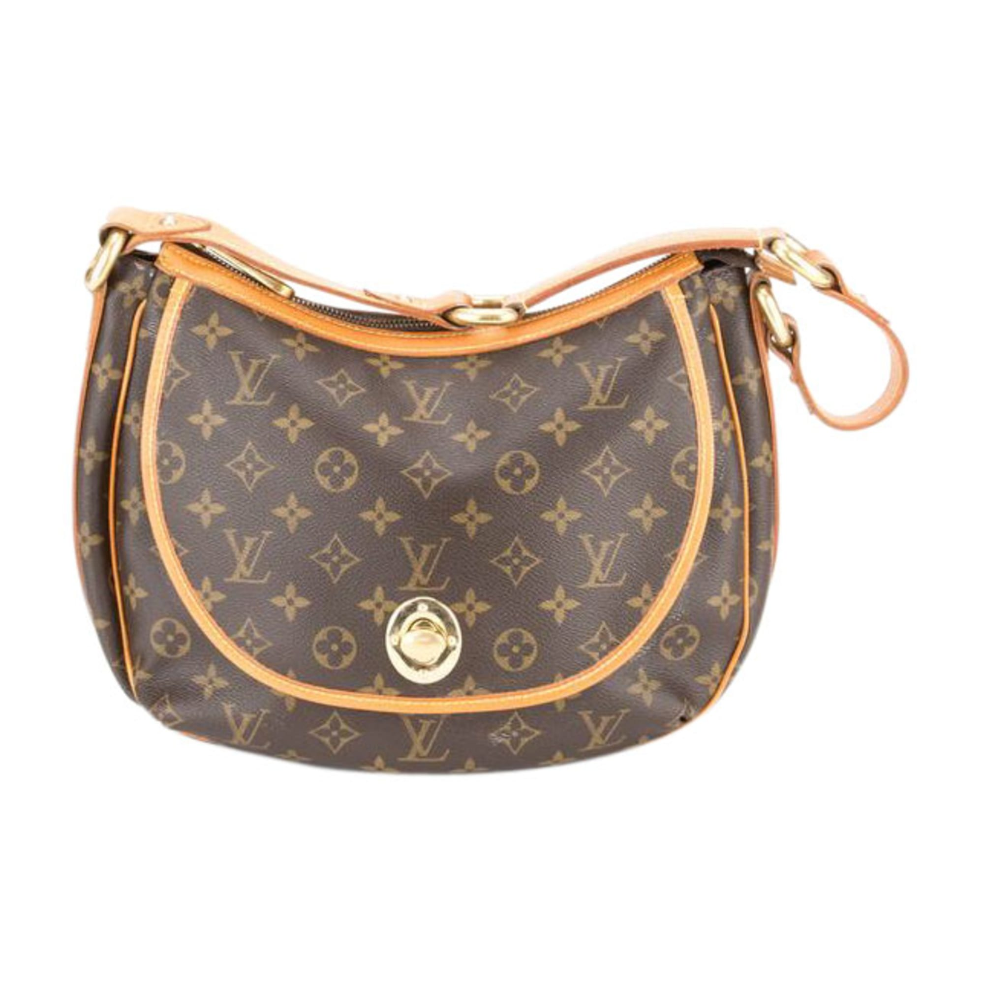 Borsa a tracolla in pelle LOUIS VUITTON beige - 5002602