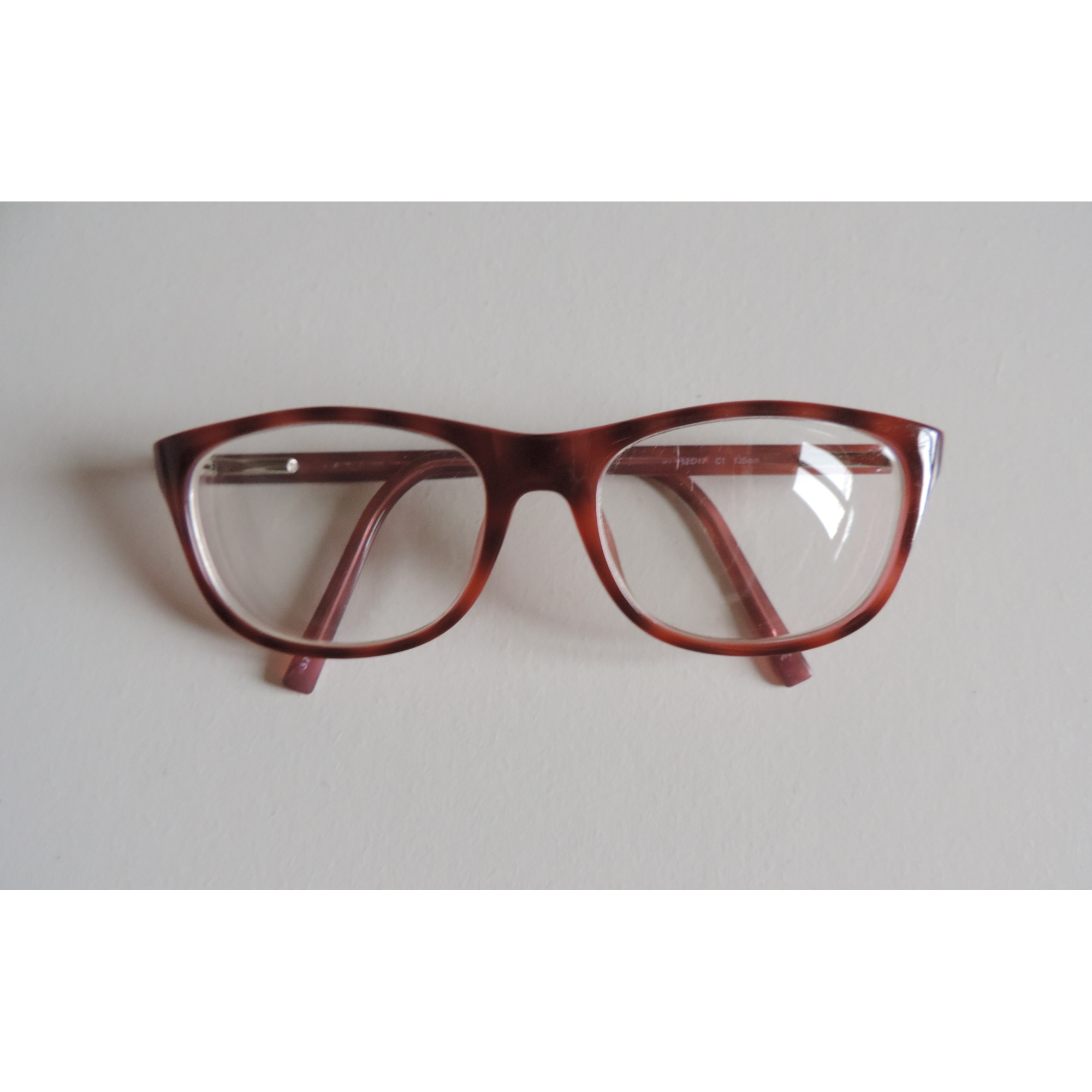 bdec8abf5ca7d Monture de lunettes ALAIN AFFLELOU rouge - 5049768