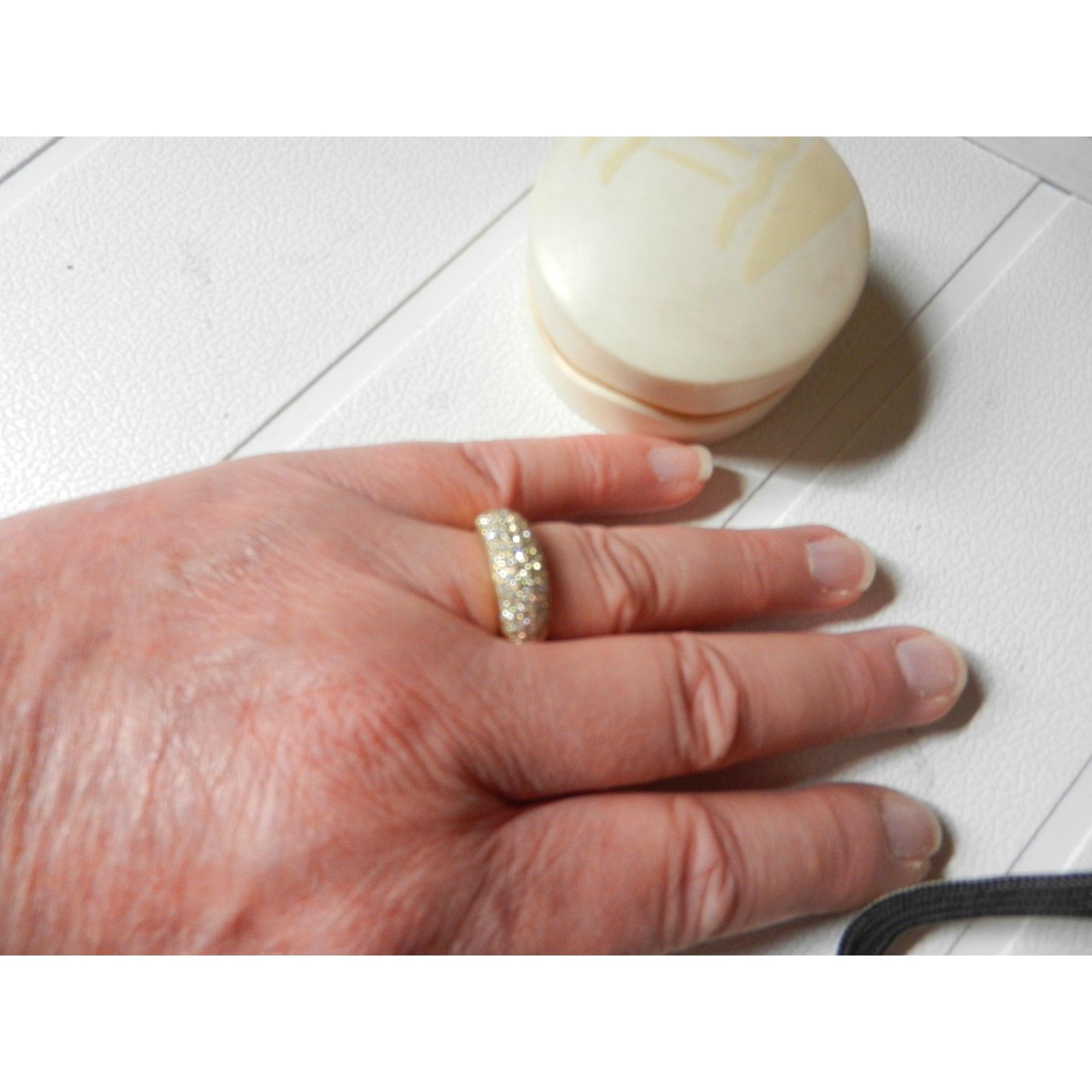 manege a bijoux bague or