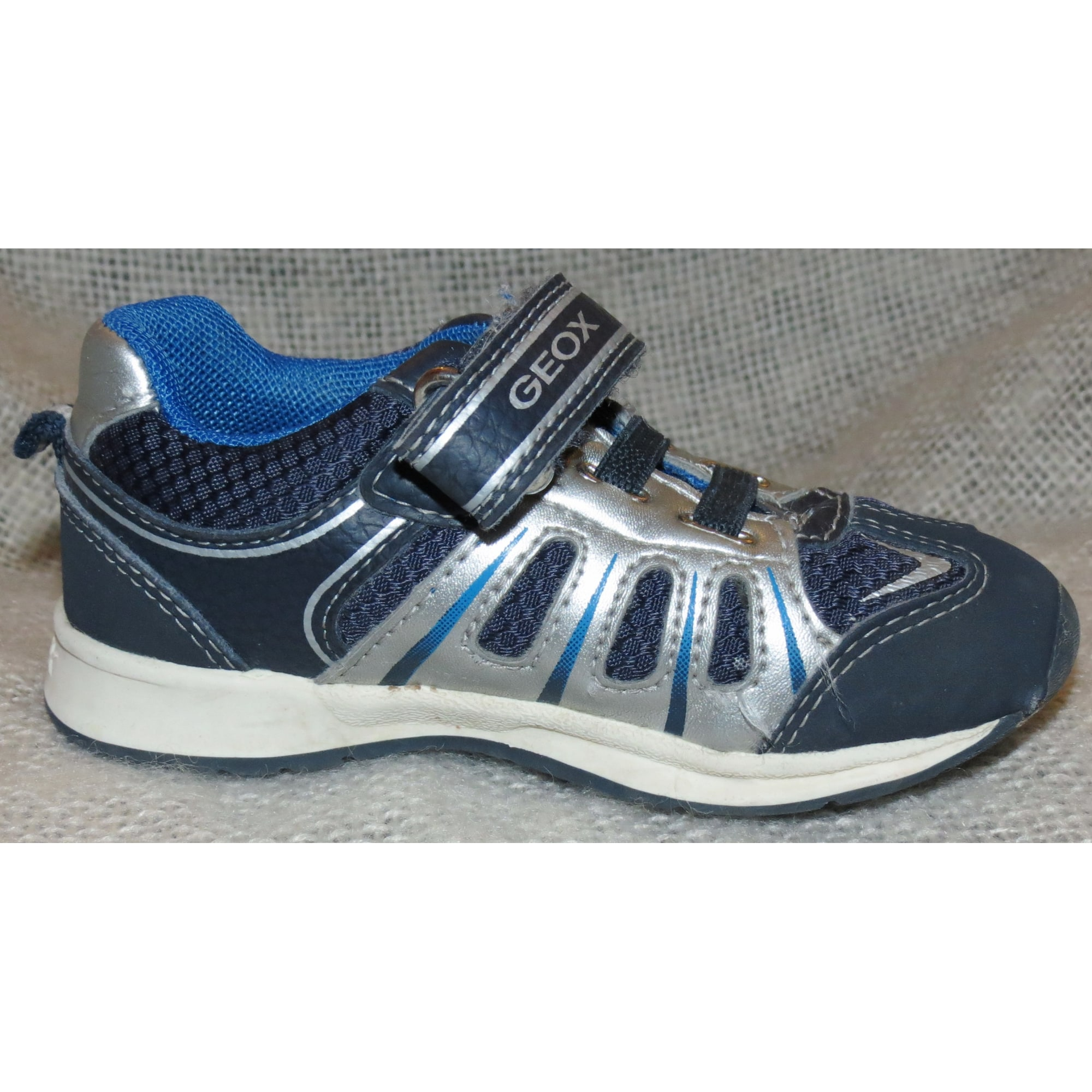 Mois Iwpkoztxu Geox Scratch Chaussures À 18 Bleu 5120962 nvm0ON8w