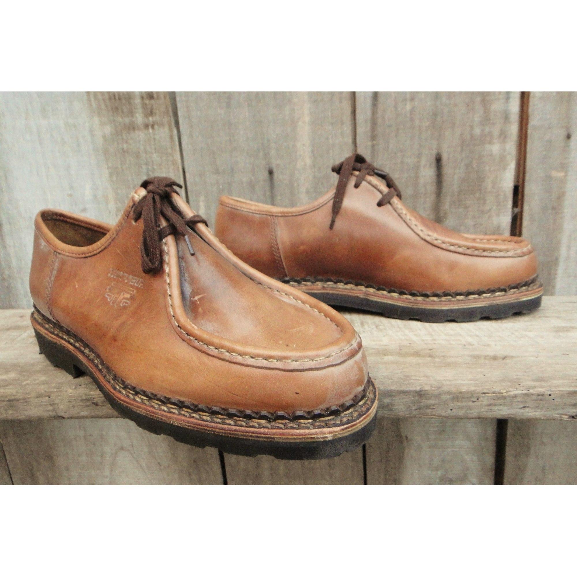 a9115f928af8 Chaussures à lacets LE TRAPPEUR 42 marron - 5123041