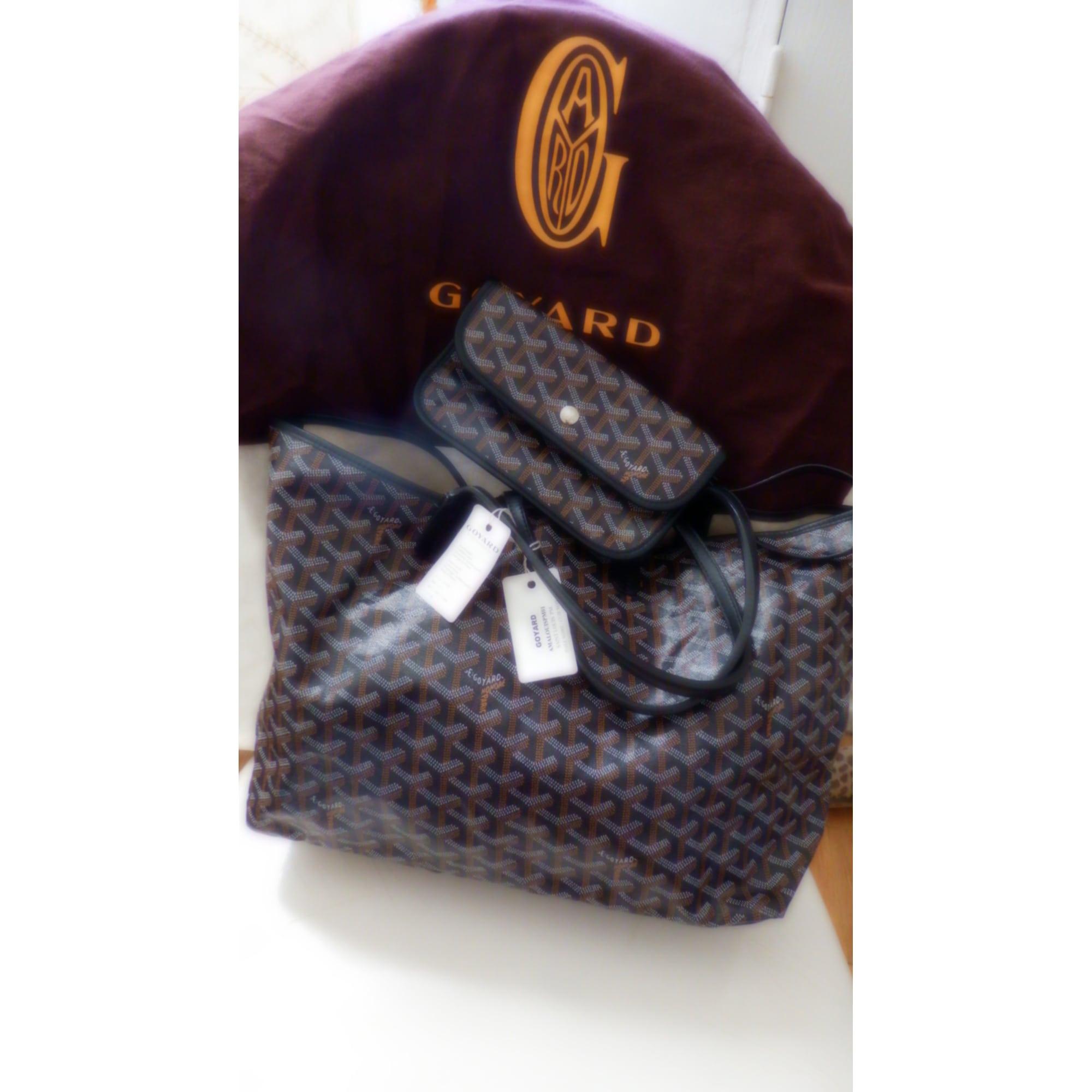e66a917ec4 Sac à main en cuir GOYARD noir vendu par La boutique de san - 5159233