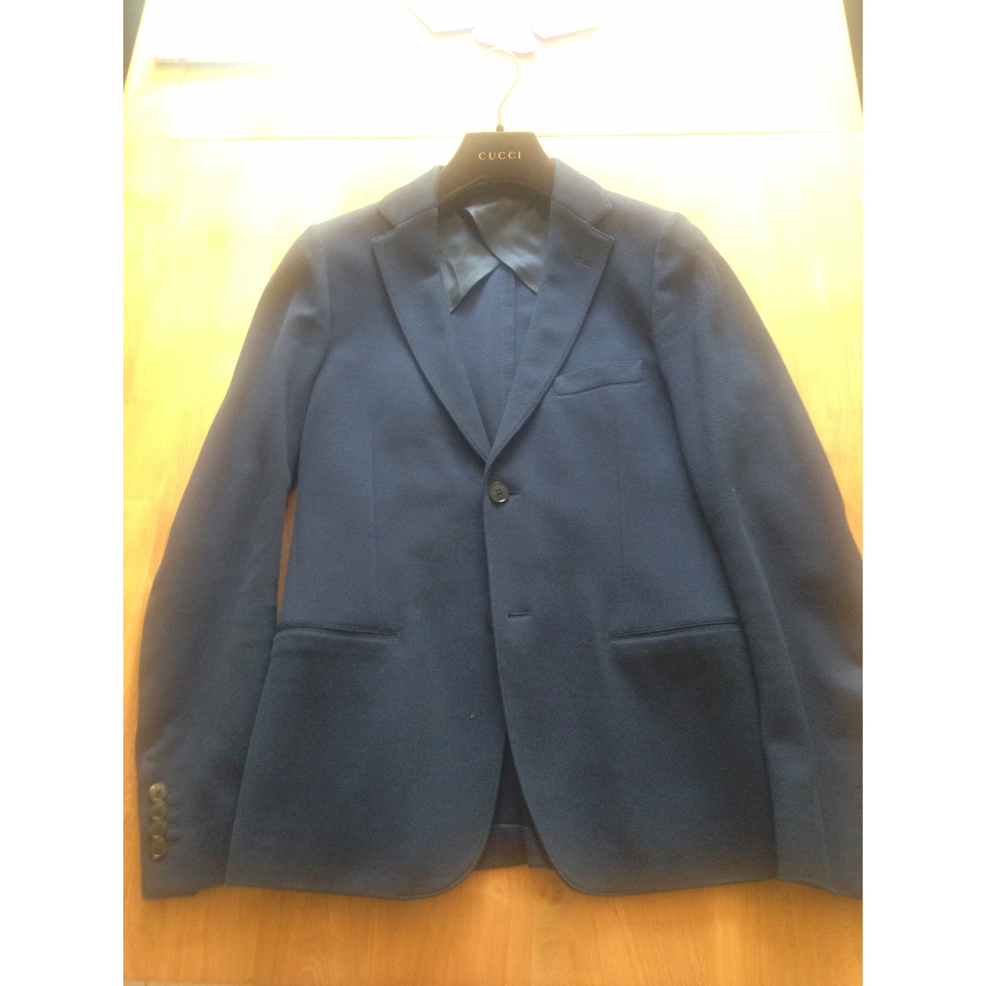 Veste de costume GUCCI bleu - 5173469 bc969ccf8985
