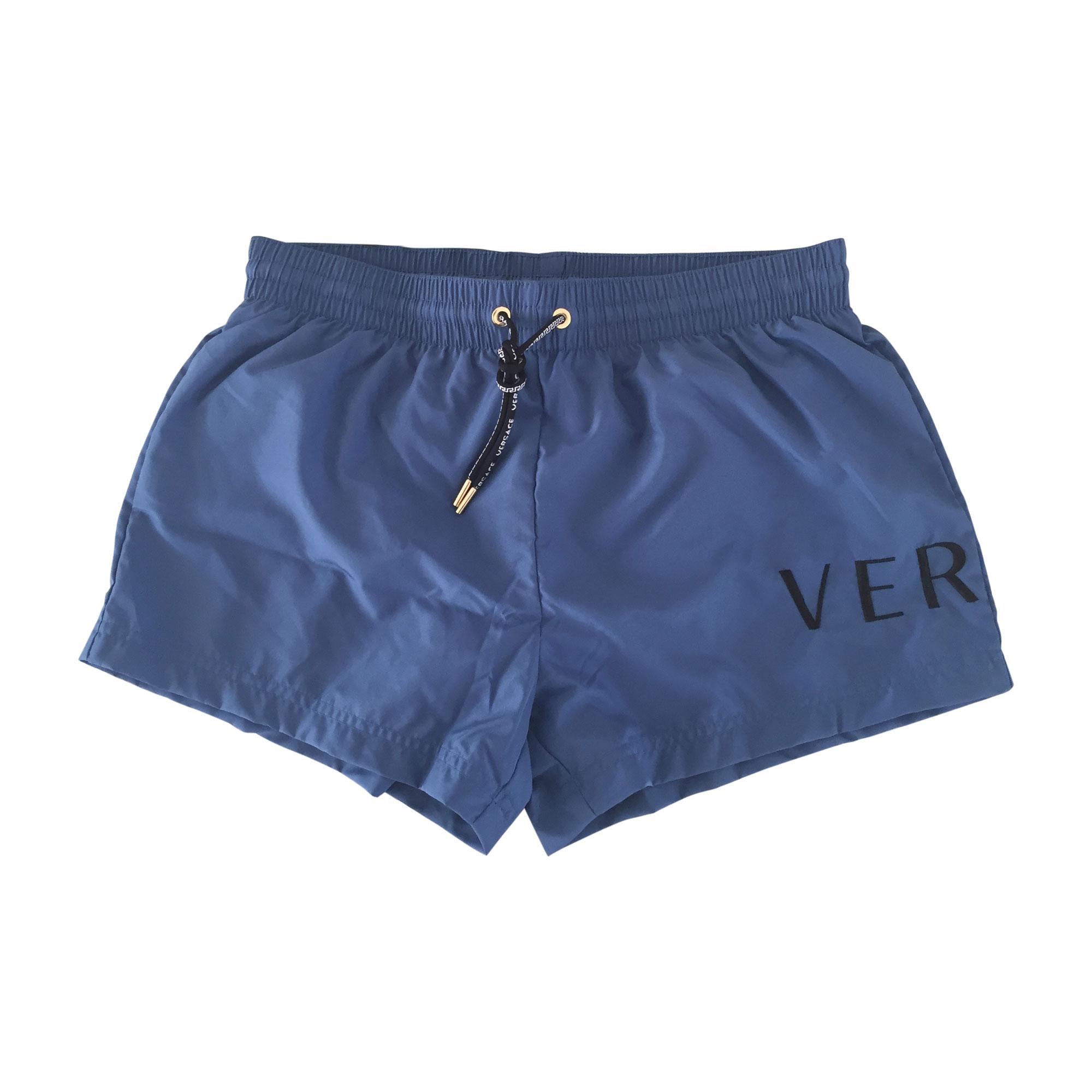 6b47c96295f Short de bain VERSACE 2 (M) bleu - 5174013
