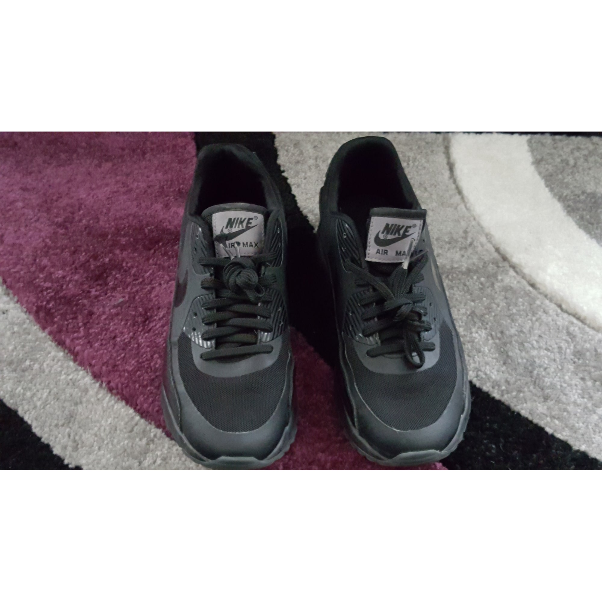 Nike 38 Chaussures Noir 5187622 De Sport Vendu Titine7695 Par RjqL534A