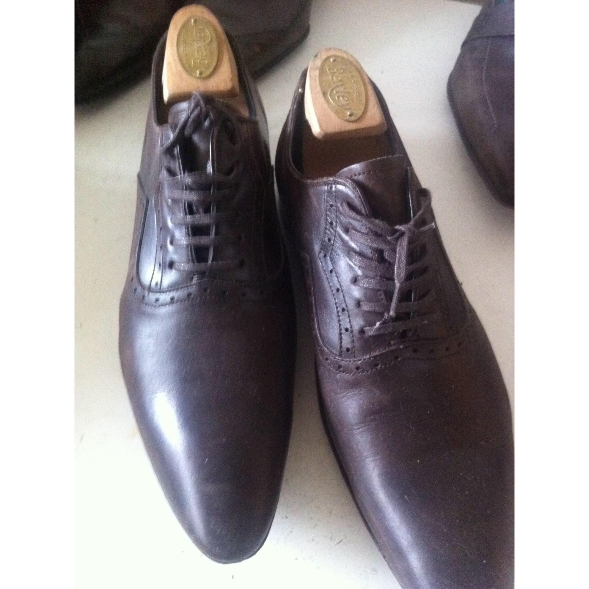 Chaussures - Chaussures À Lacets Zampiere 9rsQp