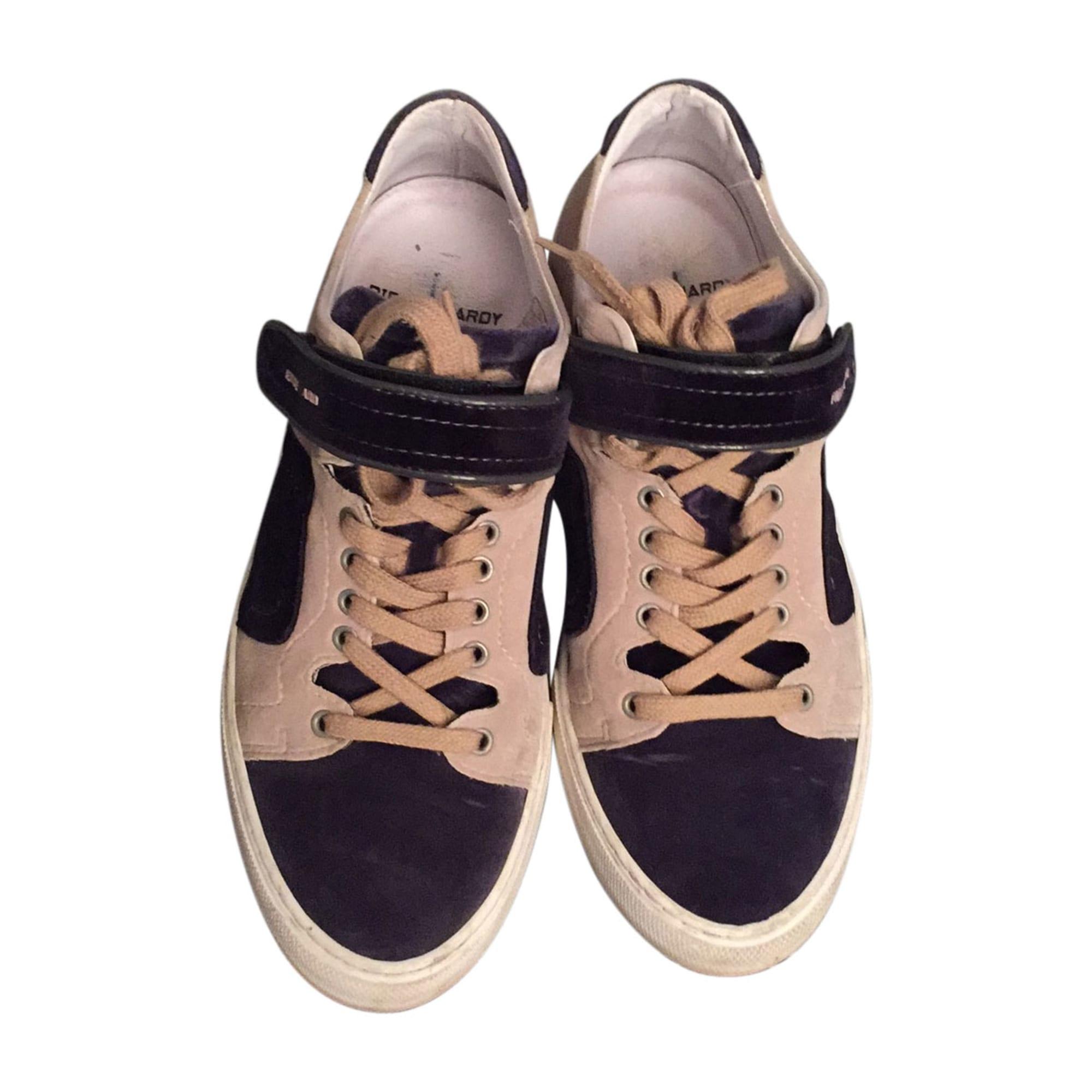 chaussures lacets pierre hardy 43 beige et gris vendu par aboudi 39 s dressing 5222609. Black Bedroom Furniture Sets. Home Design Ideas