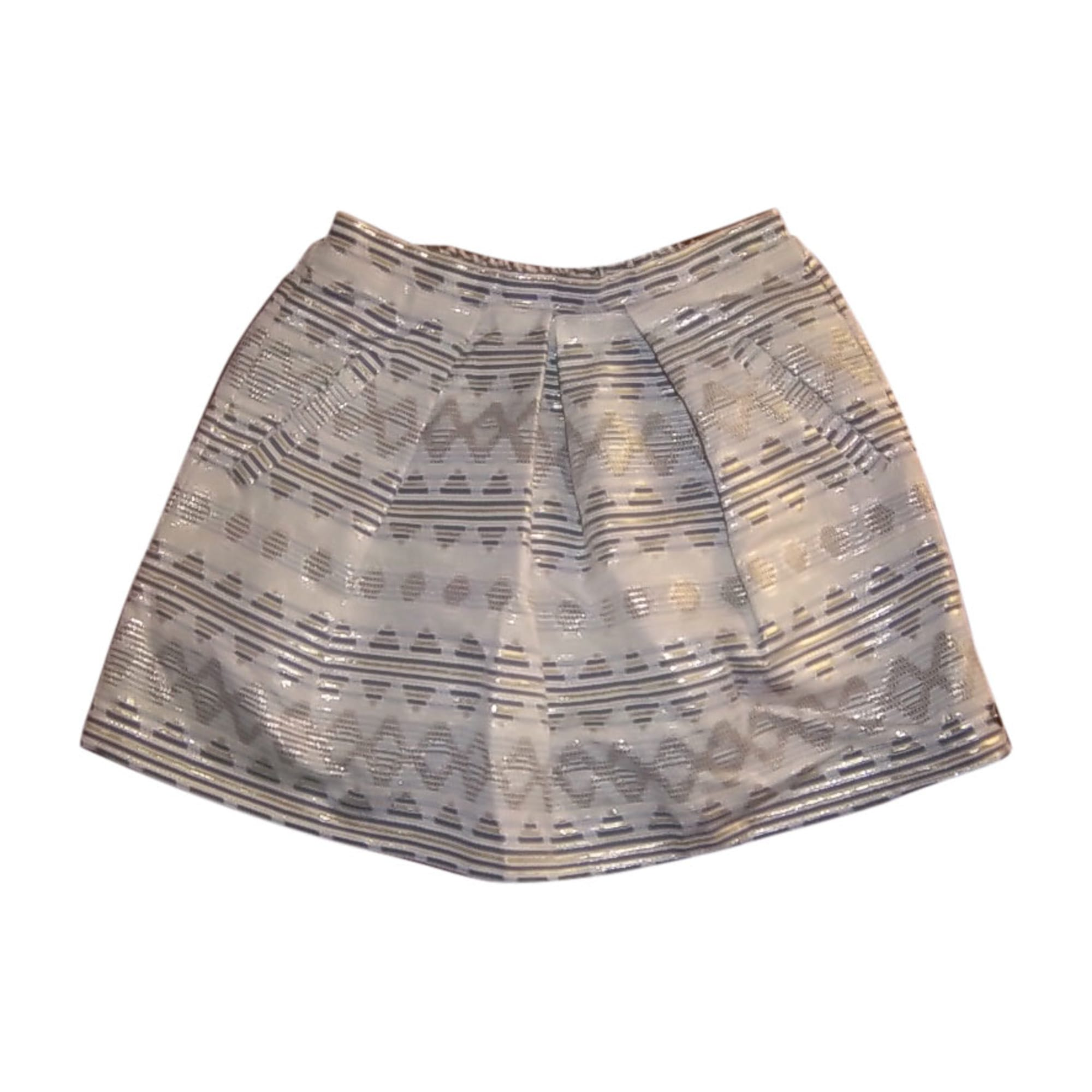Skirt PAUL SMITH JUNIOR Golden, bronze, copper