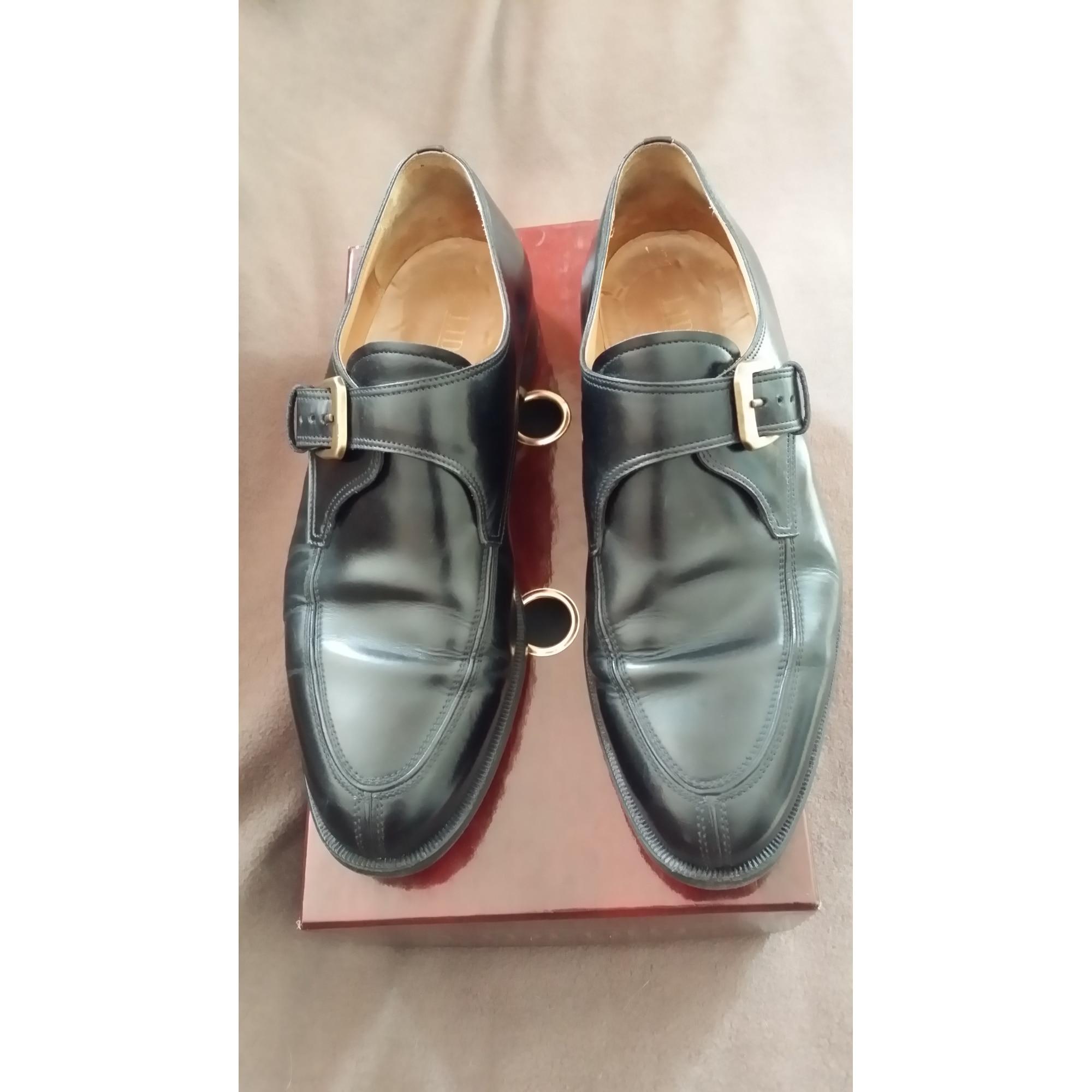 Noir À Chaussures 43 5270774 Lidfort Boucles IdRwTR
