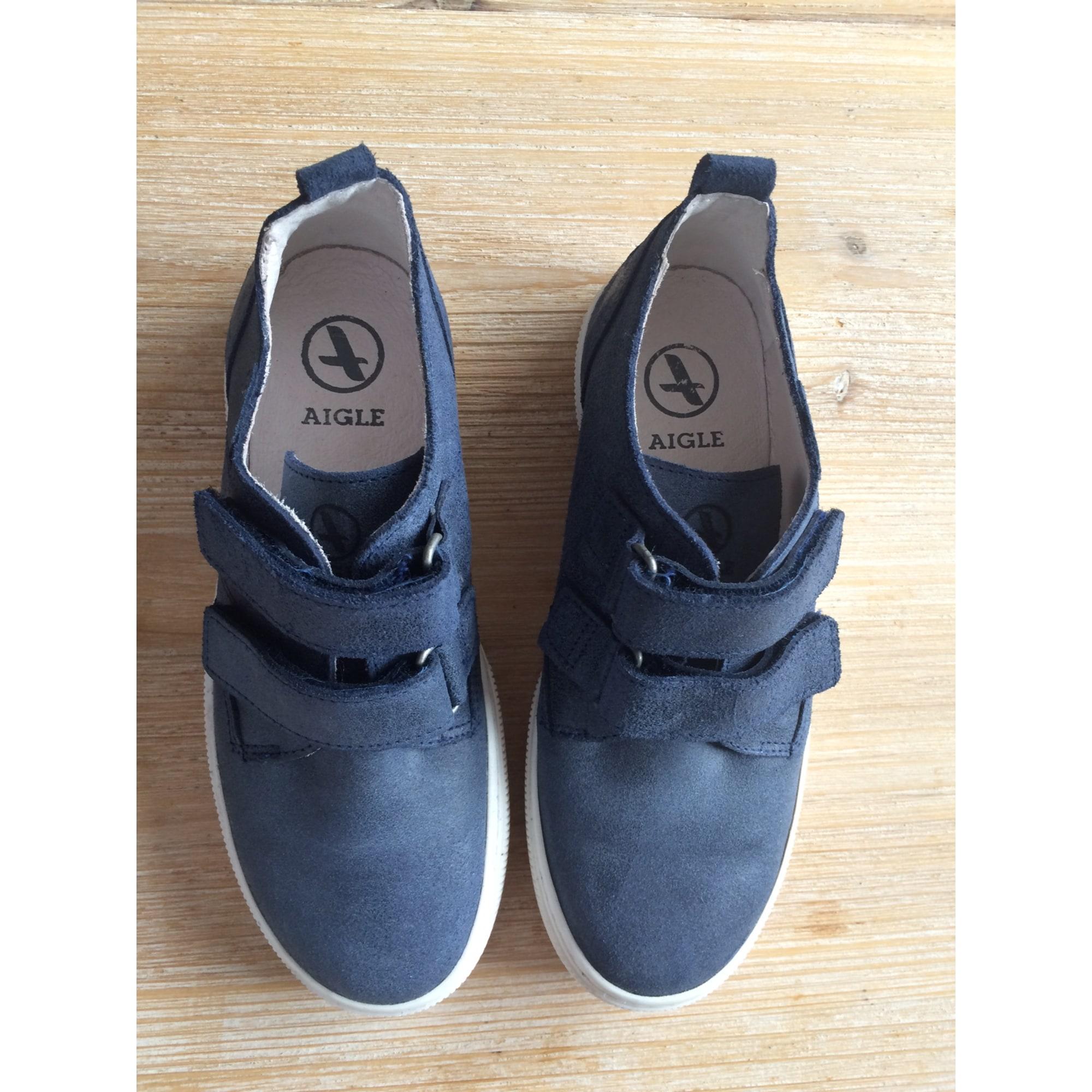Scratch Chaussures Par Bleu Palombiere 5287478 34 Aigle À Vendu 5wTrwY6x