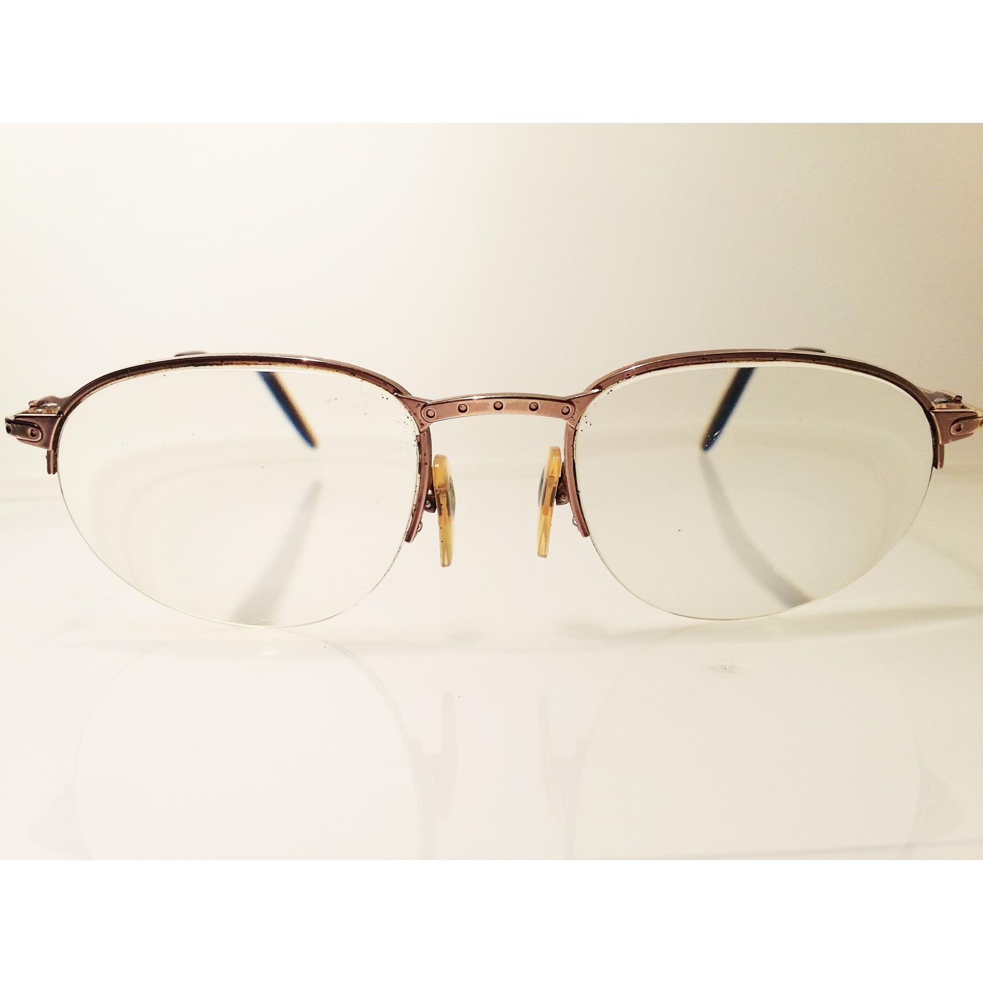 Eyeglass Frames LOUIS FÉRAUD golden - 5355993