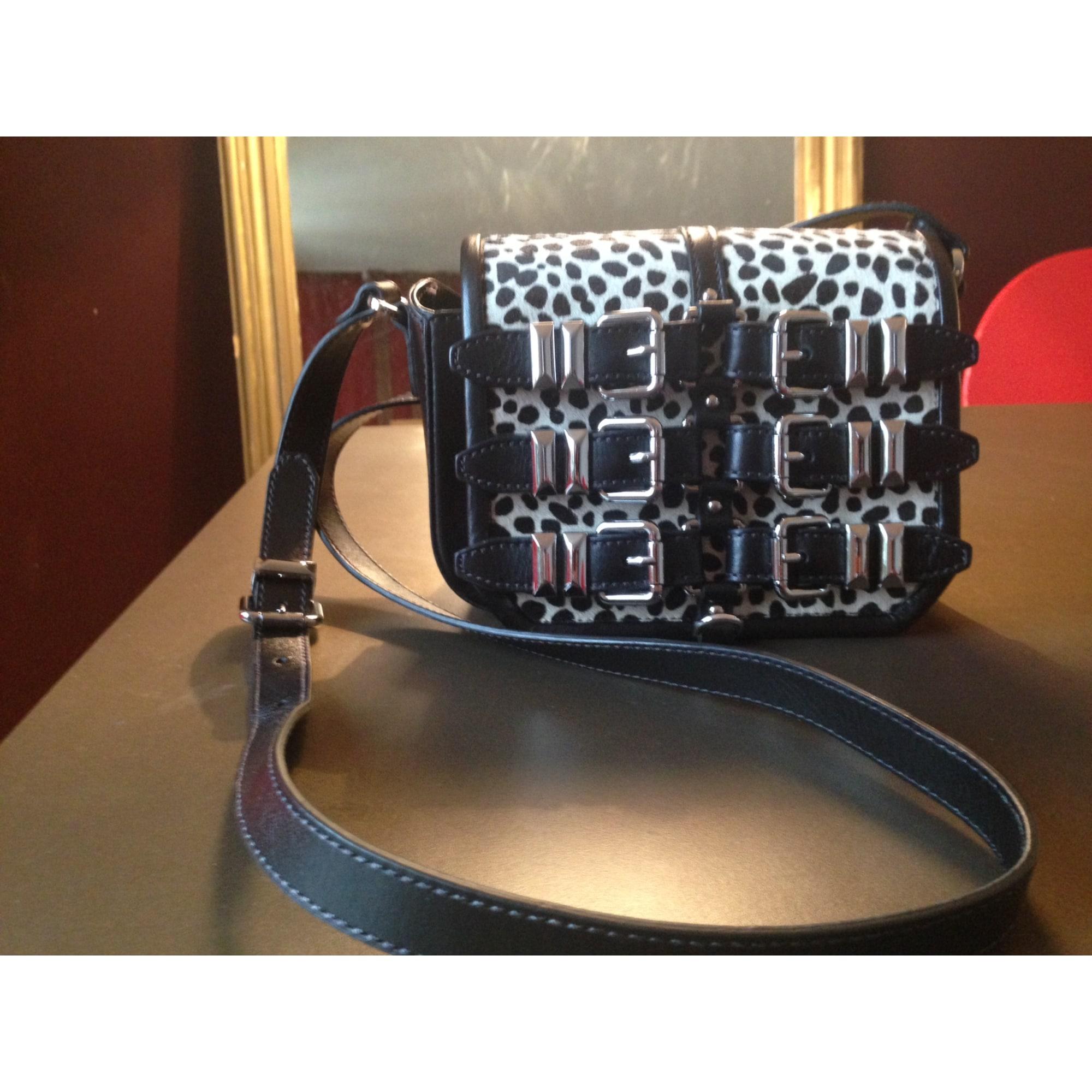 82f7224e1e Sac en bandoulière en cuir THE KOOPLES noir vendu par Poupiss - 5410686