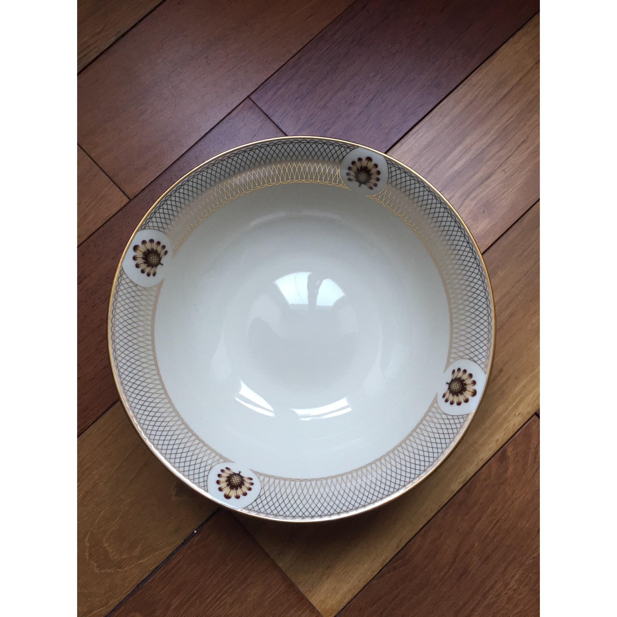 Bijou de téléphone LENOX porcelaine blanc