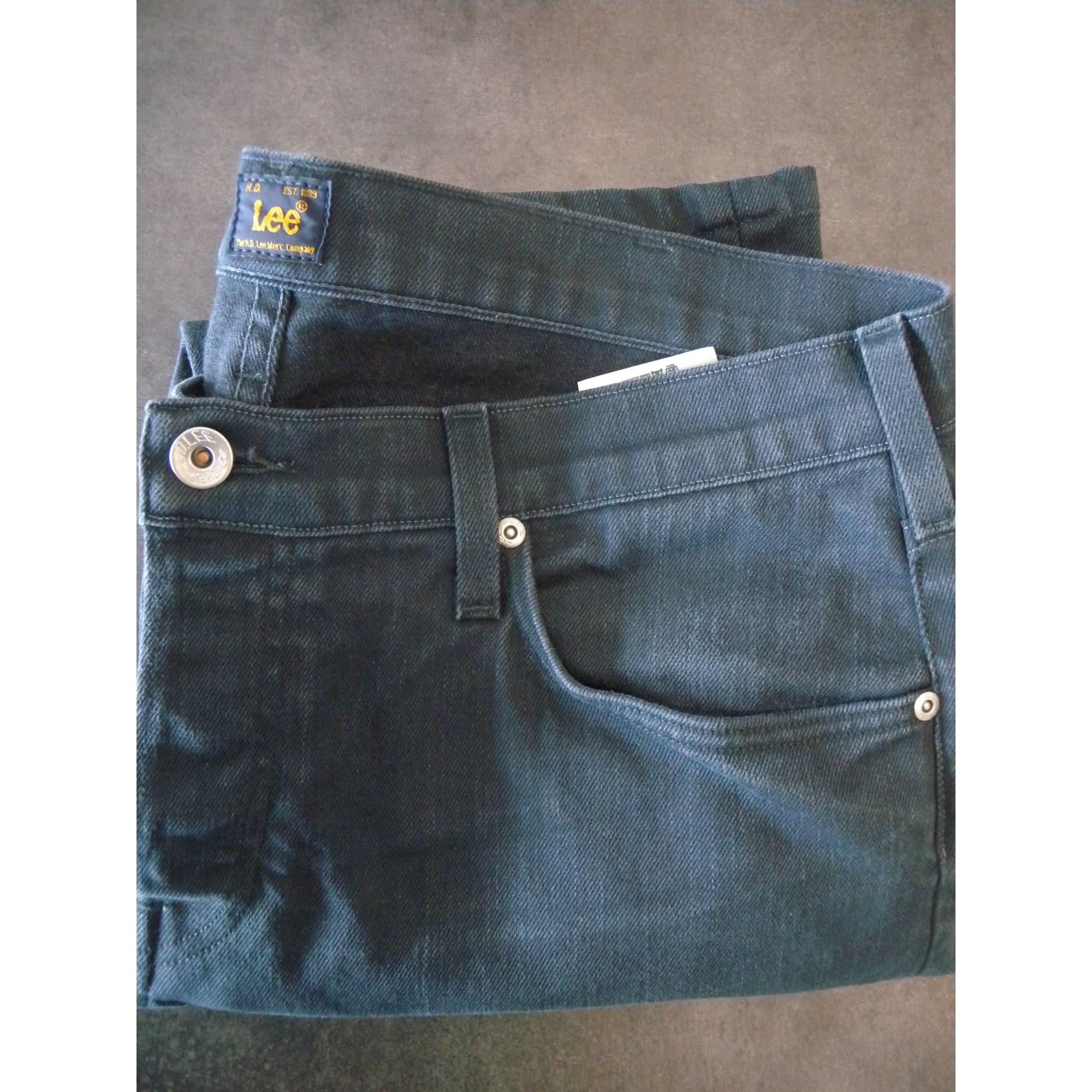 10228a2ed61 Pantalon droit LEE COOPER 46 (XXL) bleu - 5425023