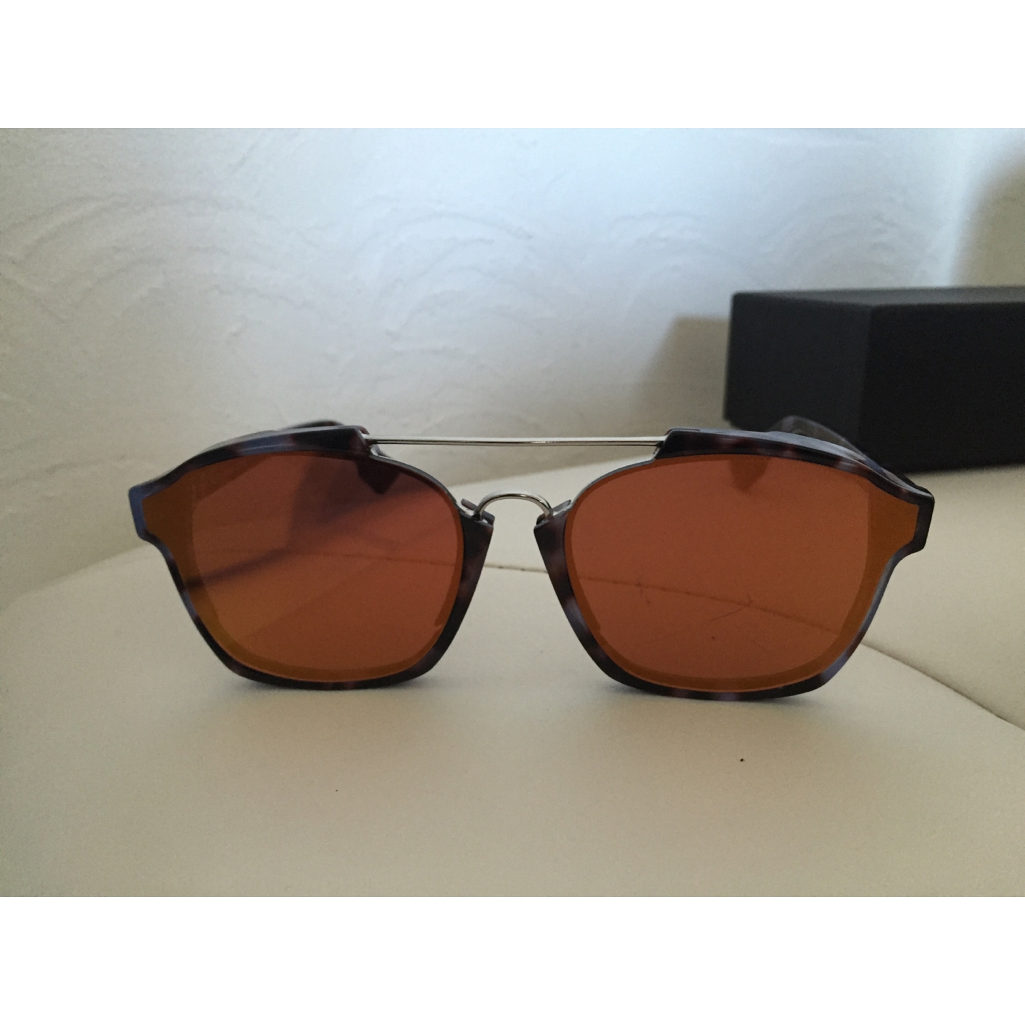 0cd5a358cdff72 Lunettes de soleil DIOR multicouleur vendu par La boutique de sofly ...