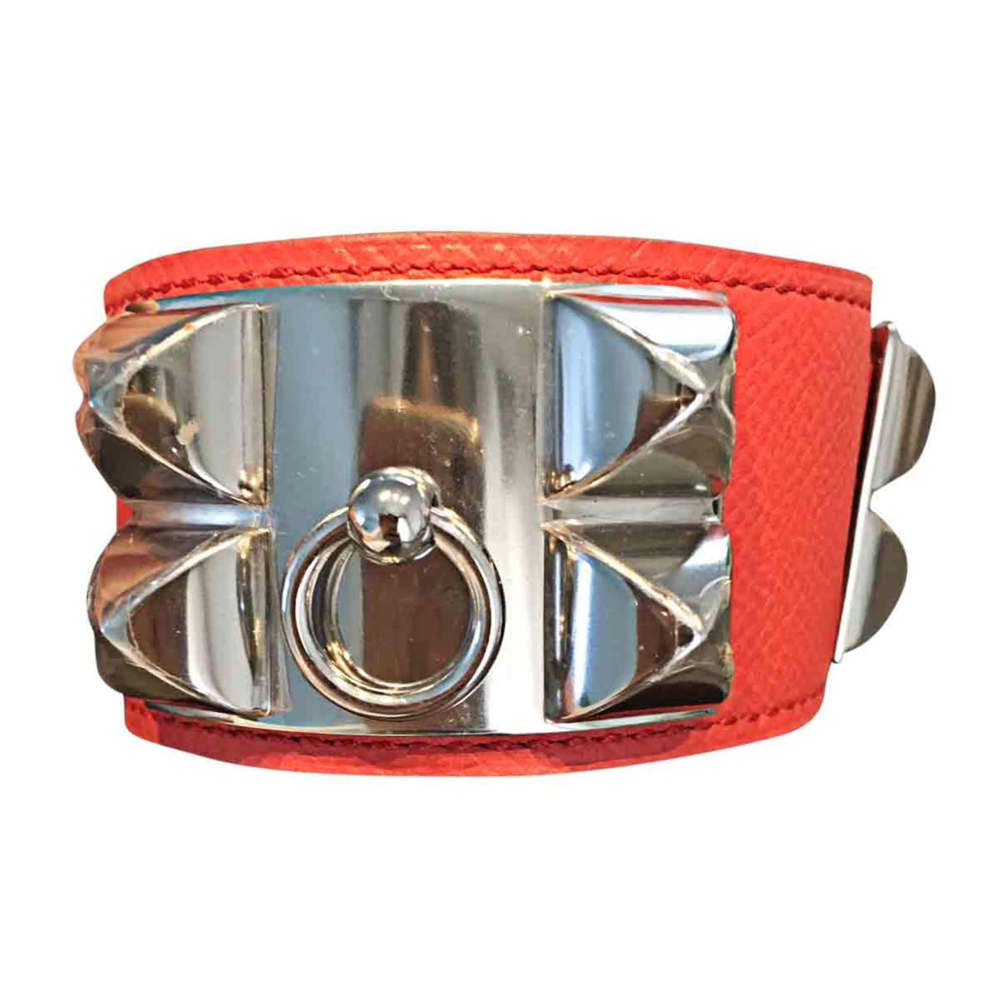Bracelet HERMÈS collier de chien rose vendu par D`orchid109092 - 5460723 c1b86336383