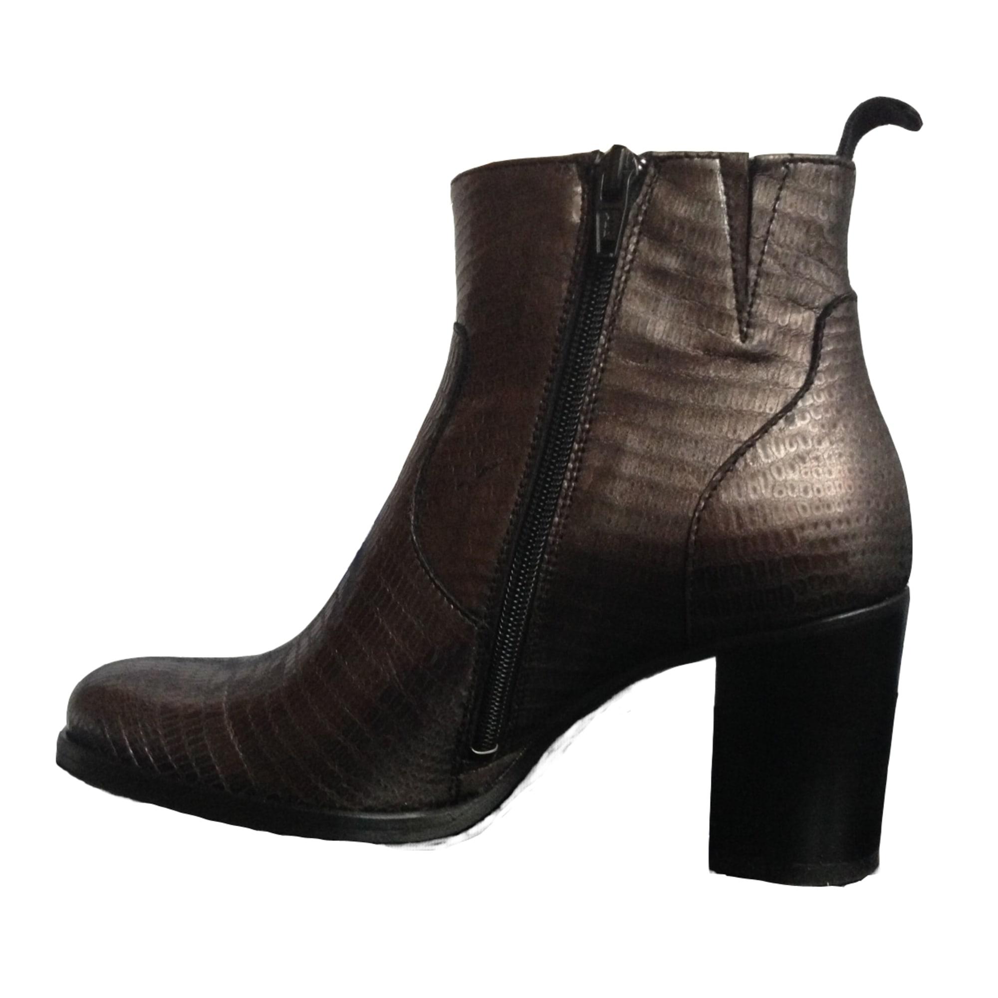 talons Bottineslow boots Bottineslow boots à E2IDH9W