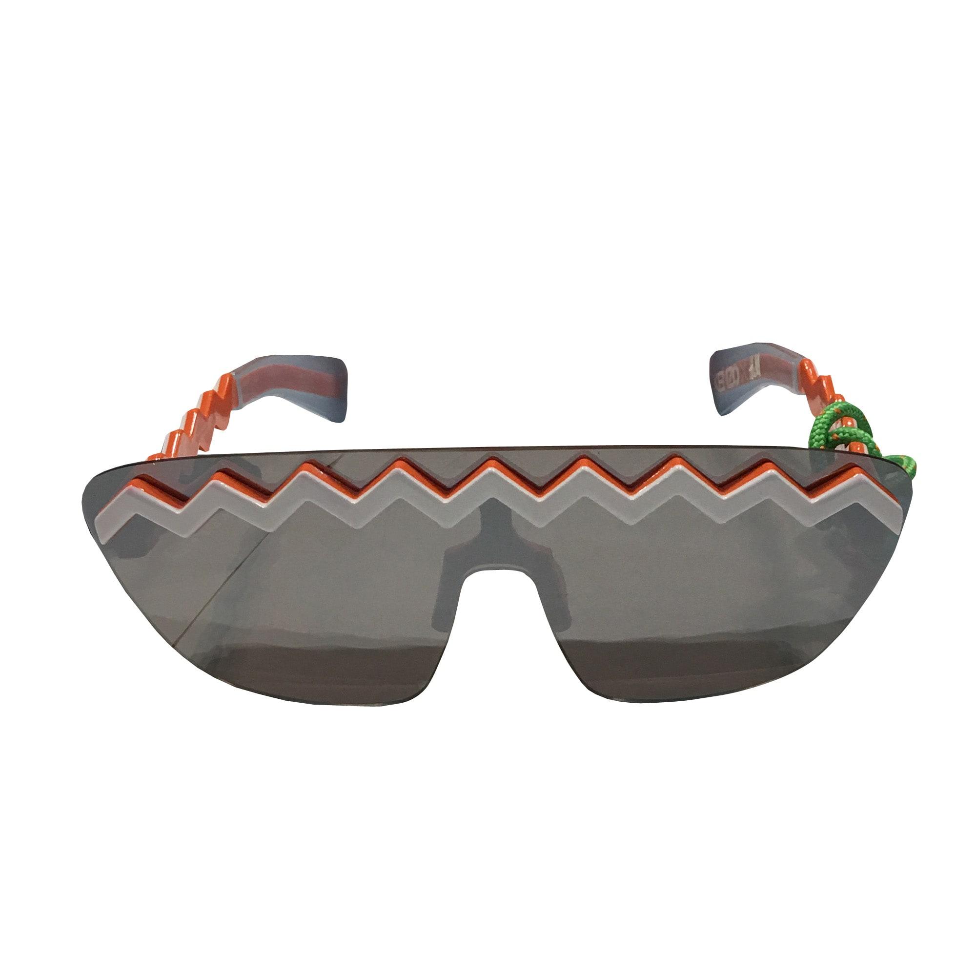 lunettes de soleil kenzo x h m blanc 5481531. Black Bedroom Furniture Sets. Home Design Ideas