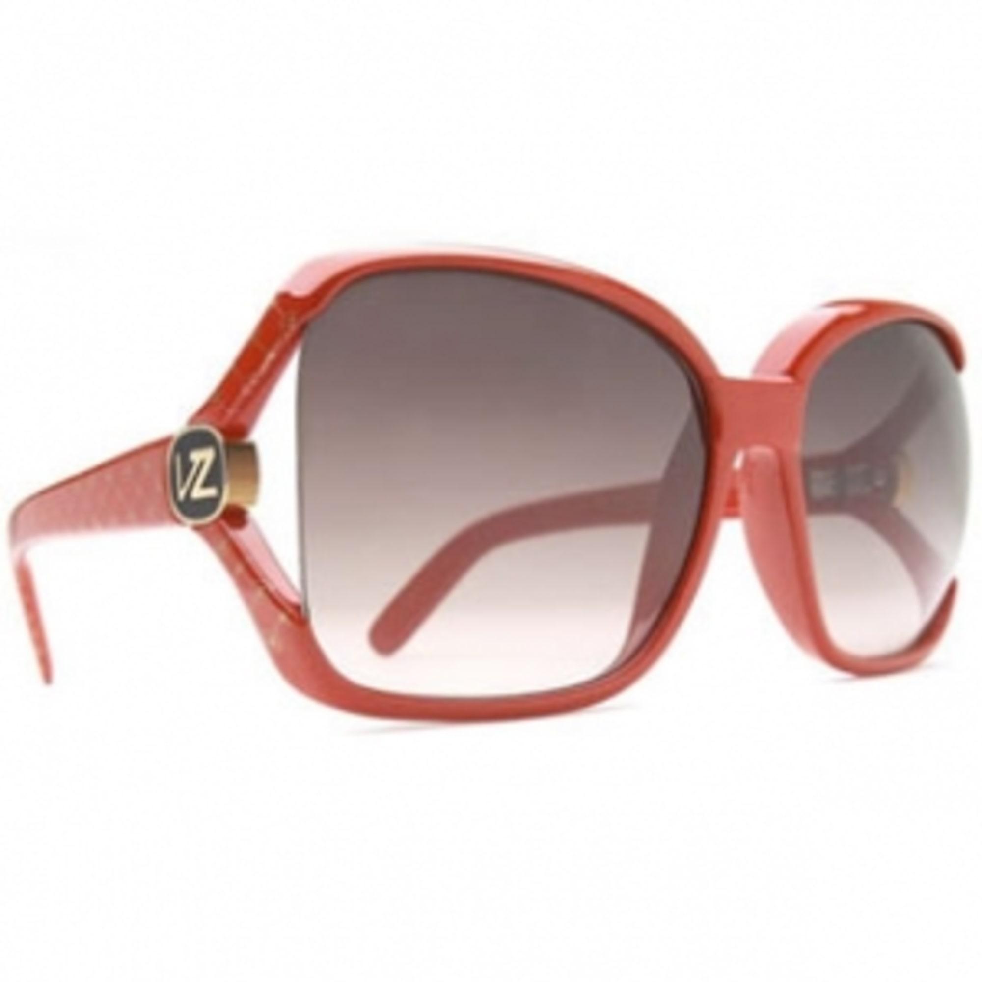 02ea2a1c22f7bb Lunettes de soleil VON ZIPPER rouge vendu par Shopname129970 - 552600