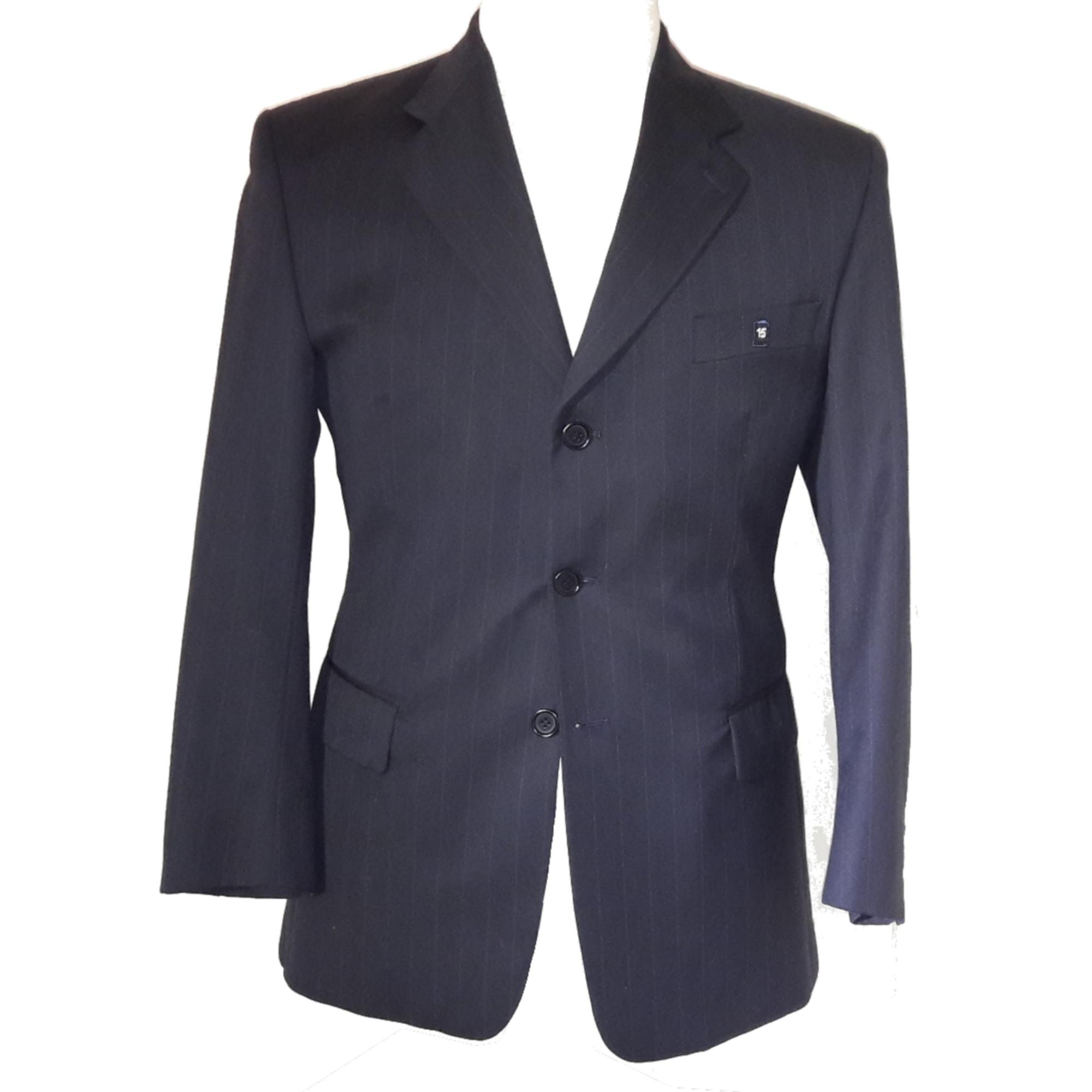 Veste de costume SERGE BLANCO 50 (M) noir - 5528887 9af0729f86c