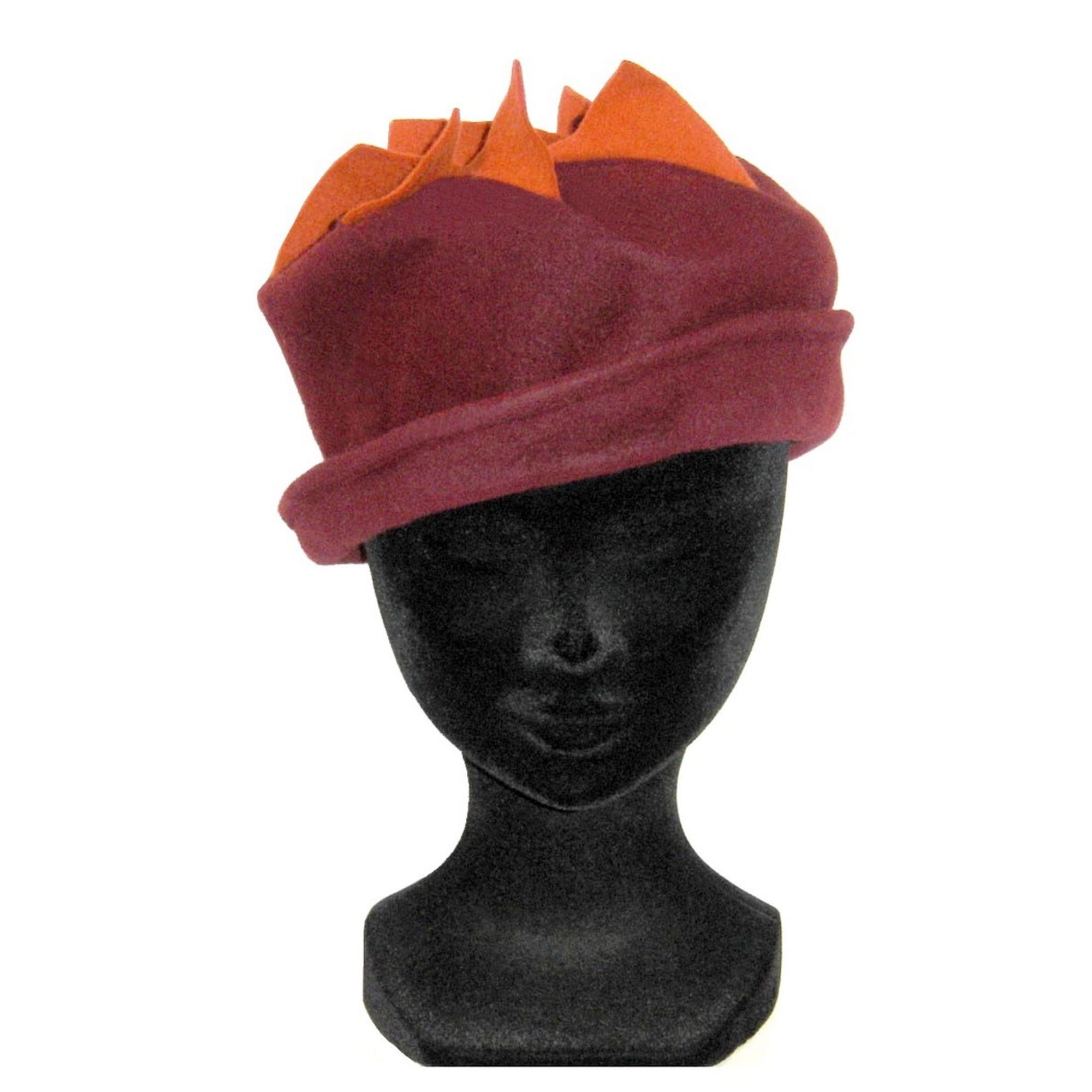 offrir des rabais le plus fiable modèle unique Chapeau CÉLINE ROBERT