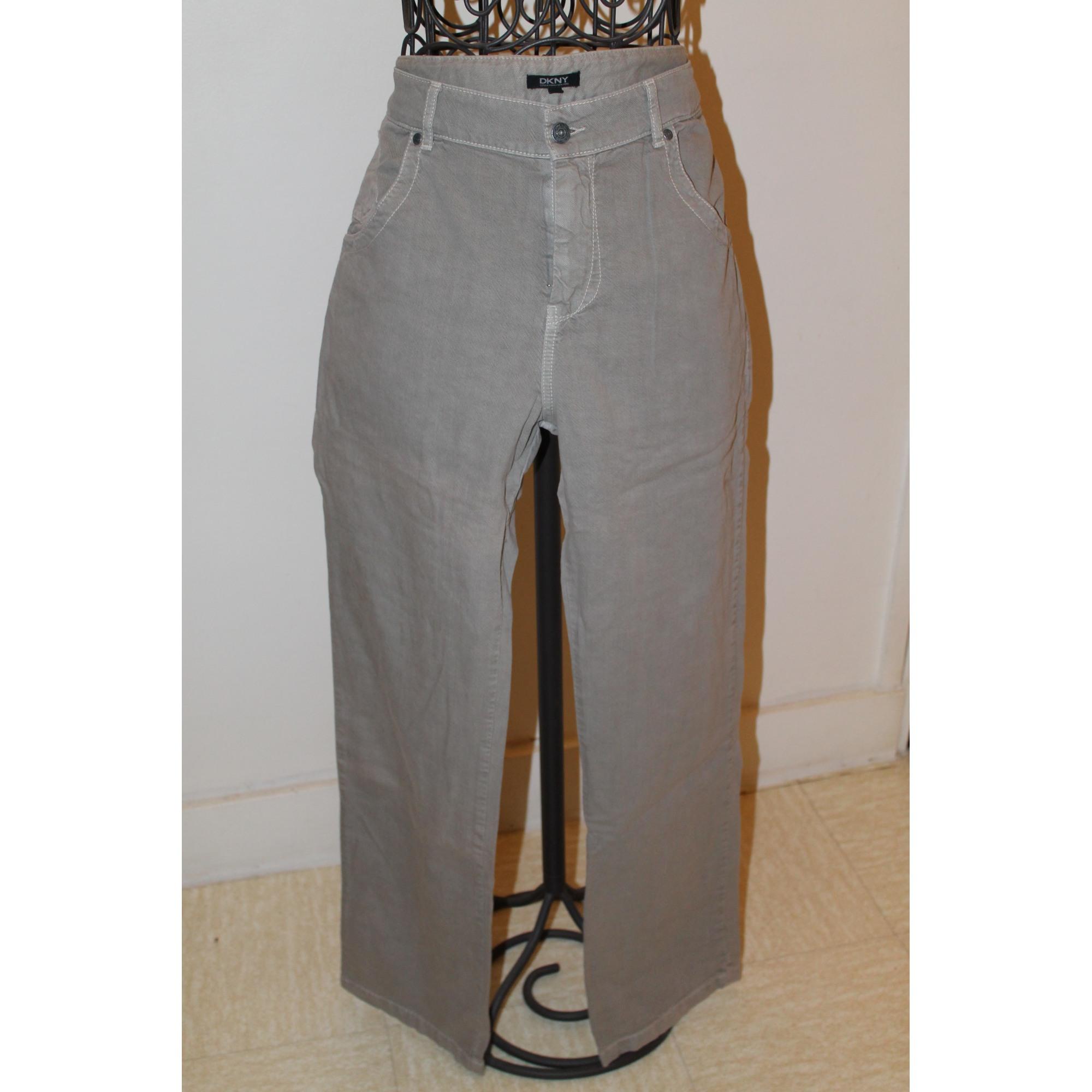 Pantalon DKNY Beige, camel
