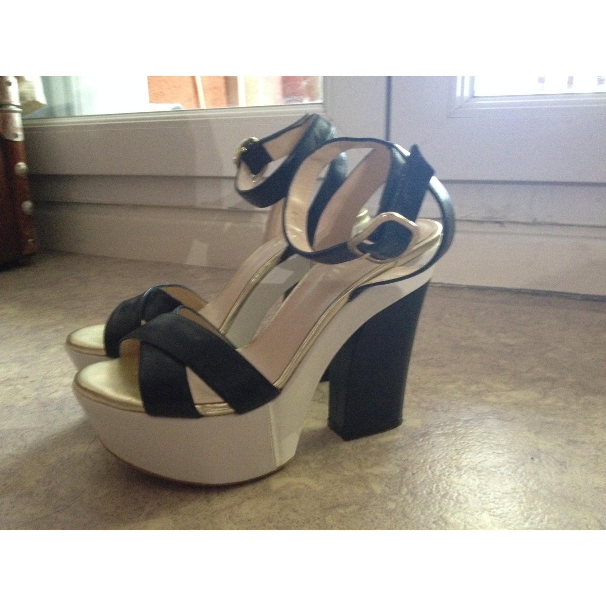 1157b29b837 Sandales compensées MINELLI 37 bleu - 5591620
