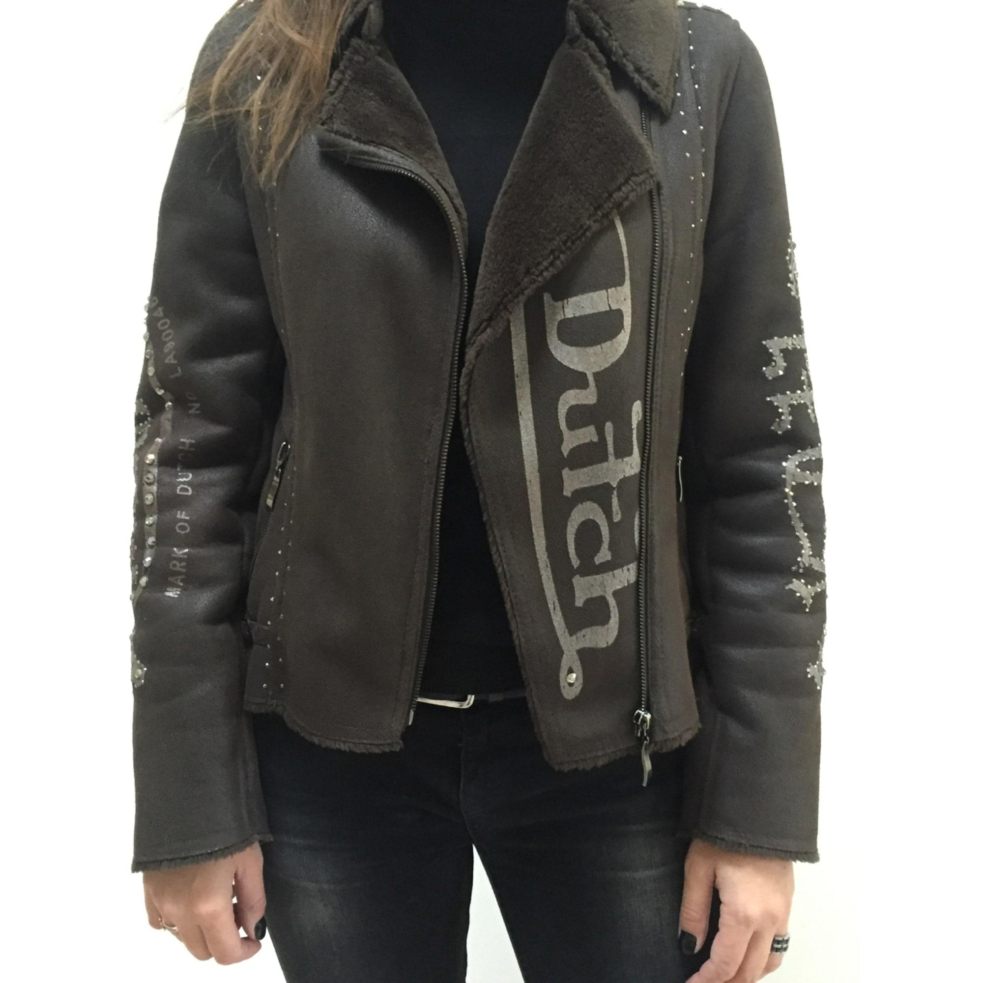 designer fashion 441a9 21050 Giubbotto VON DUTCH