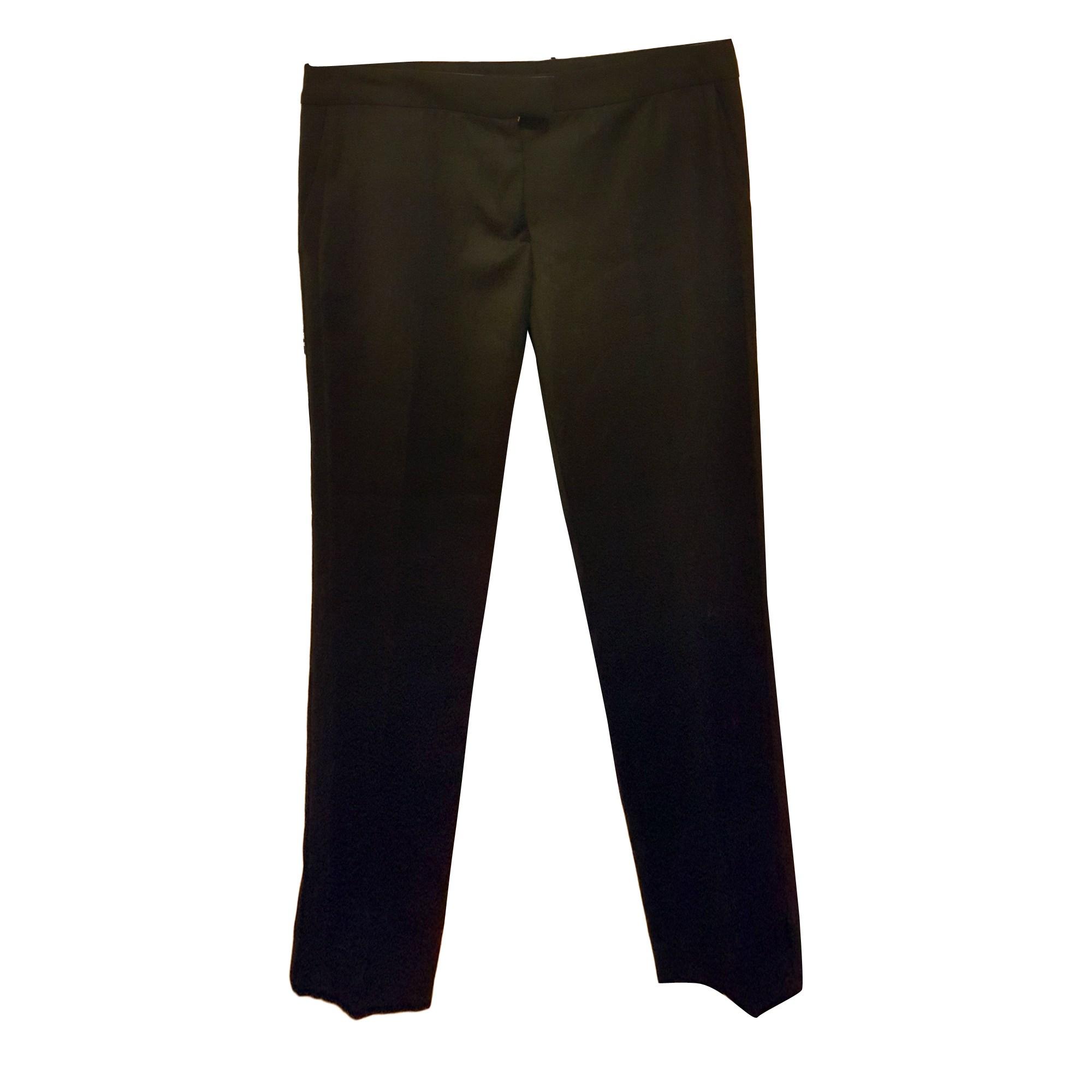 Pantalon droit CLAUDIE PIERLOT Noir
