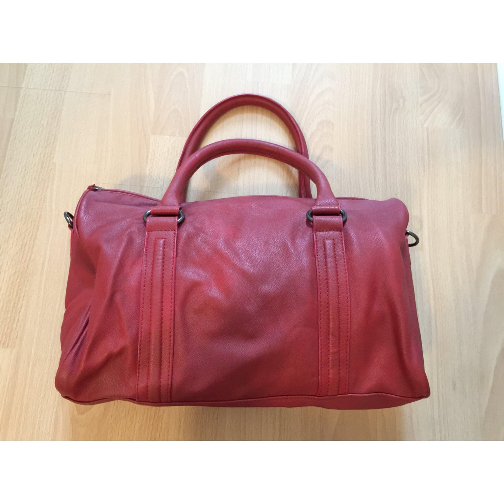 en Victoria Sac main à rouge MINELLI vendu 5652207 par 99282706 cuir qwwrEn8x