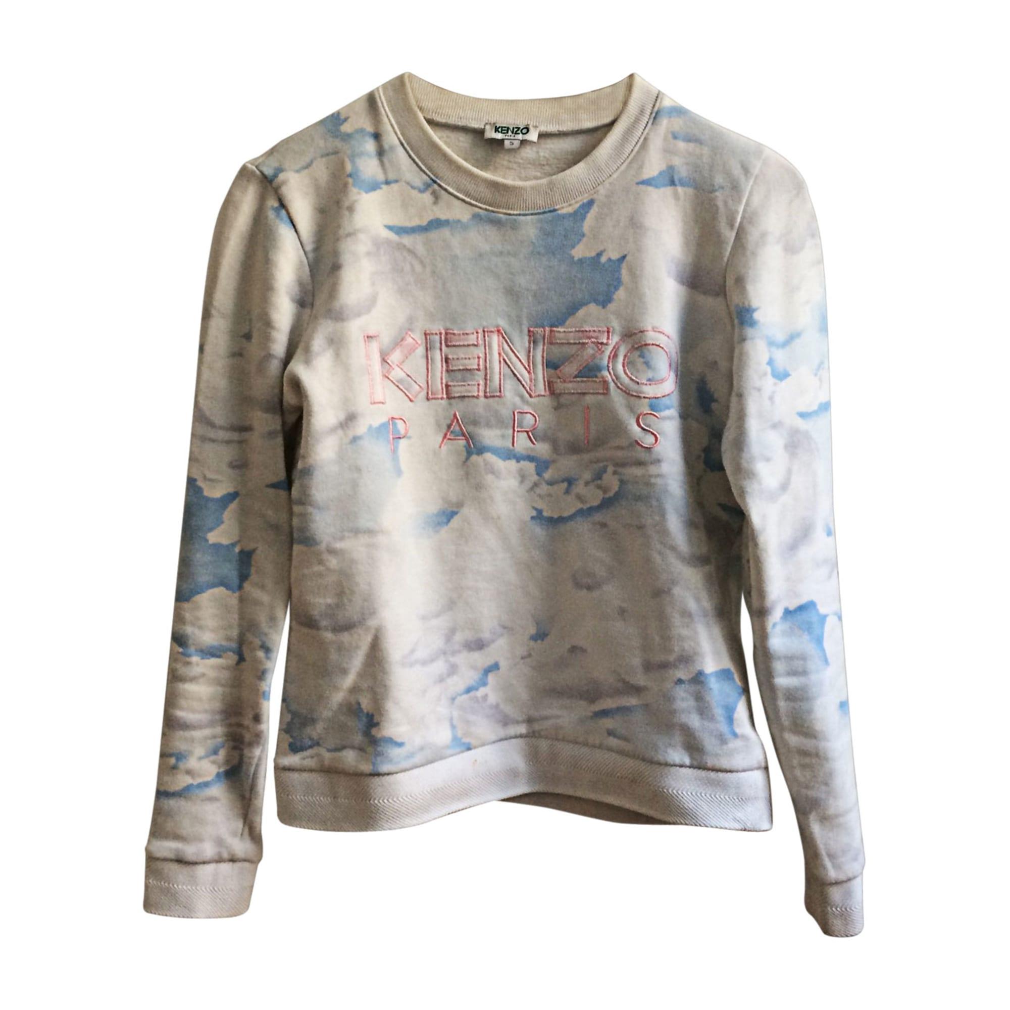 Sweat KENZO 36 (S, T1) blanc - 5706794 045d463cfdd