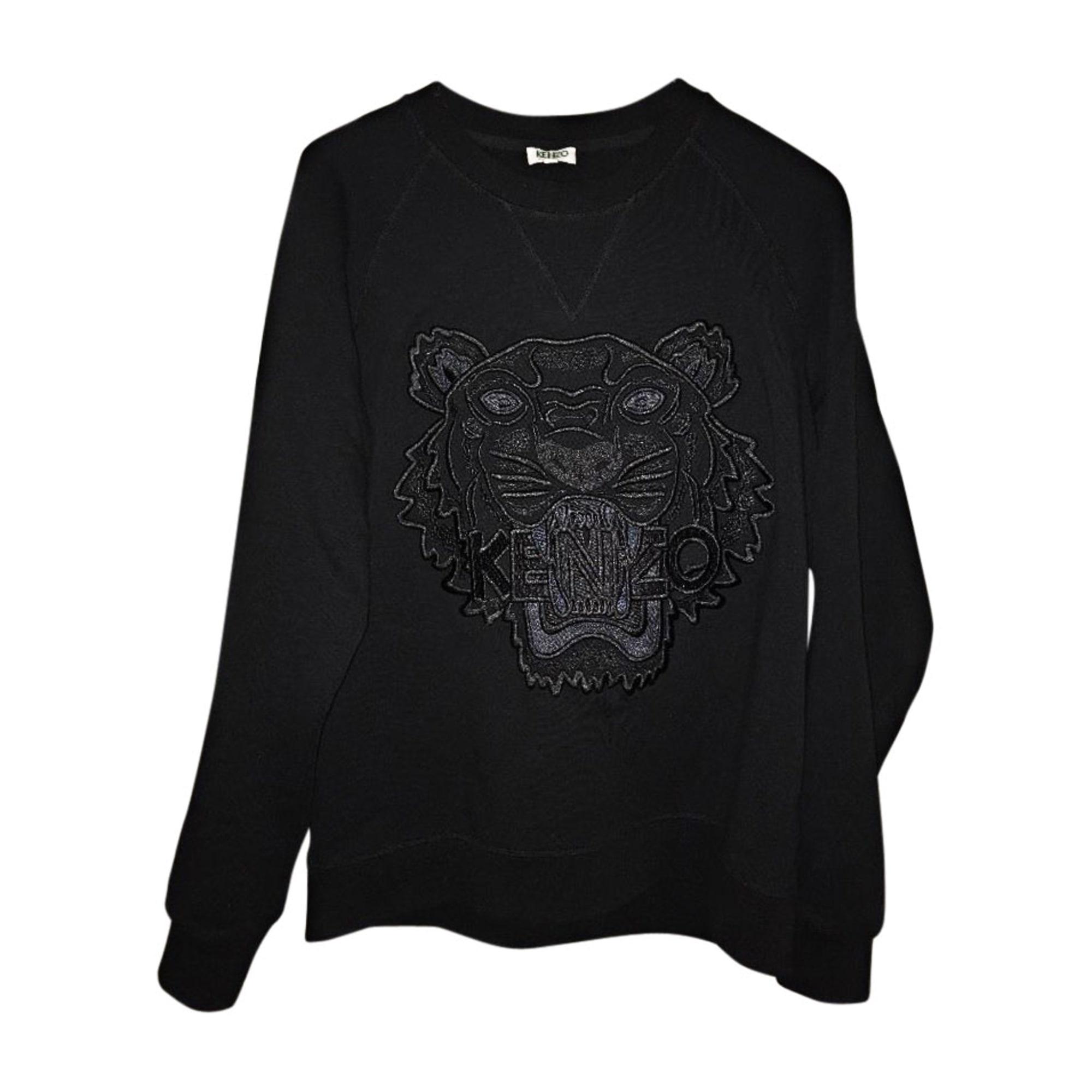 Pull KENZO 3 (L) noir vendu par Sofiane 91 - 5716076 2fb164df78e