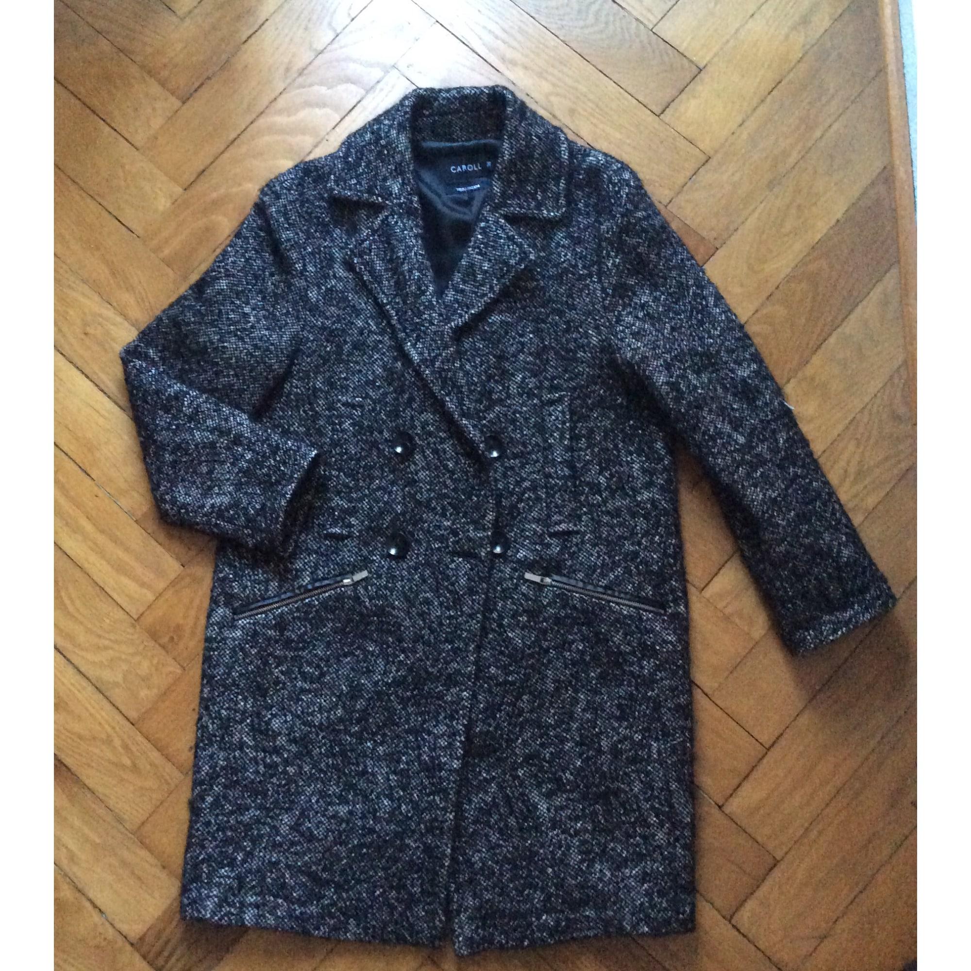 Manteau CAROLL 38 (M, T2) gris - 5736807 fd580b2be10