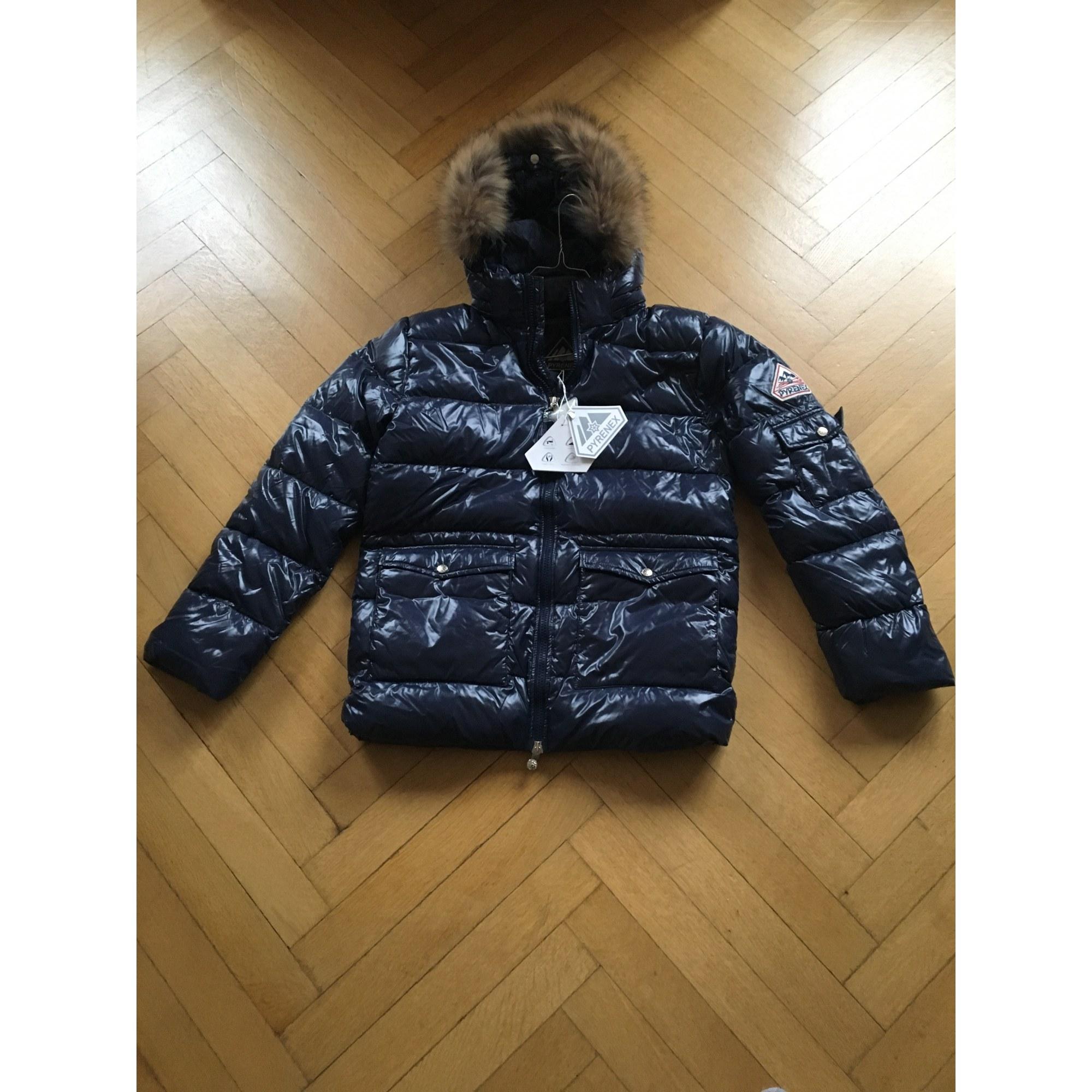 Doudoune Bleu Pyrenex s 5757450 46 qvUqax1wP